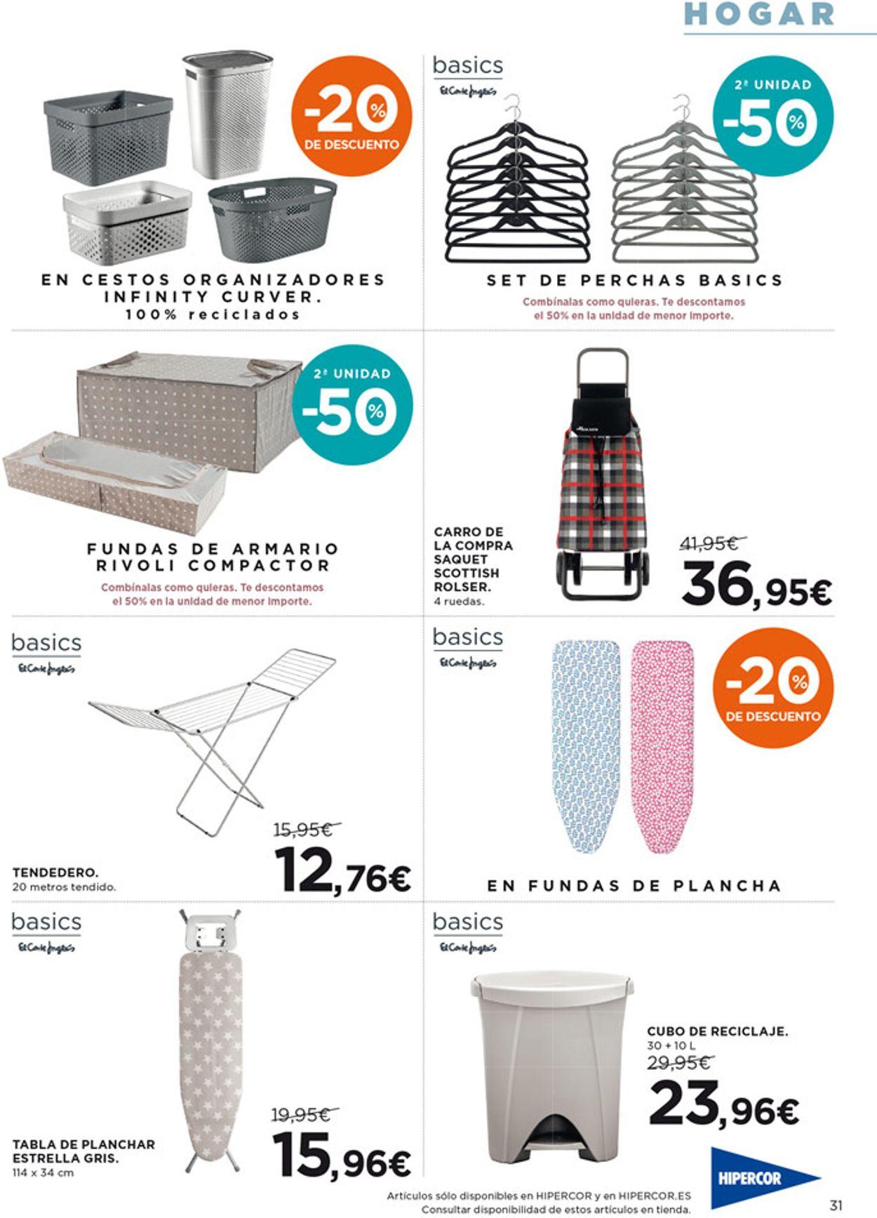 Hipercor Folleto - 08.04-21.04.2021 (Página 37)