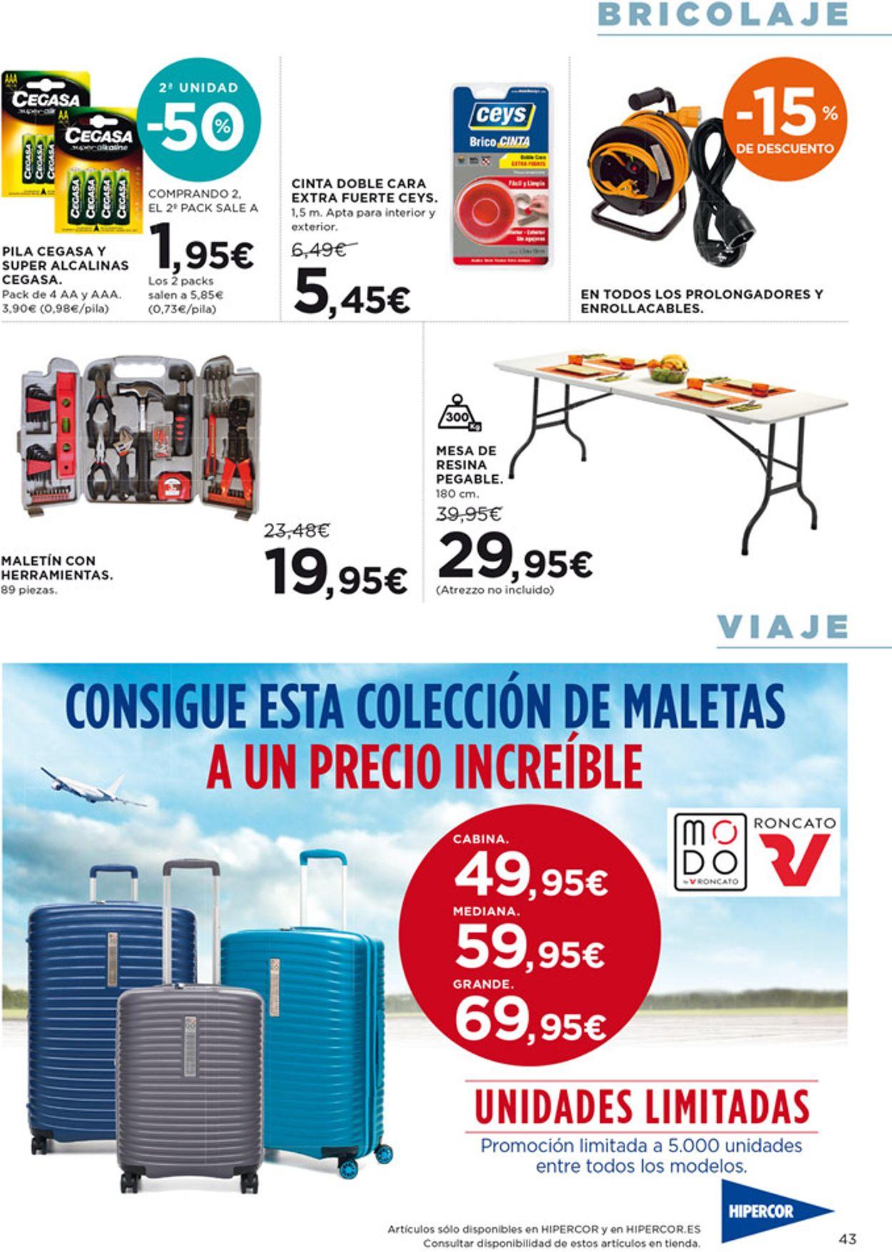 Hipercor Folleto - 08.04-21.04.2021 (Página 49)