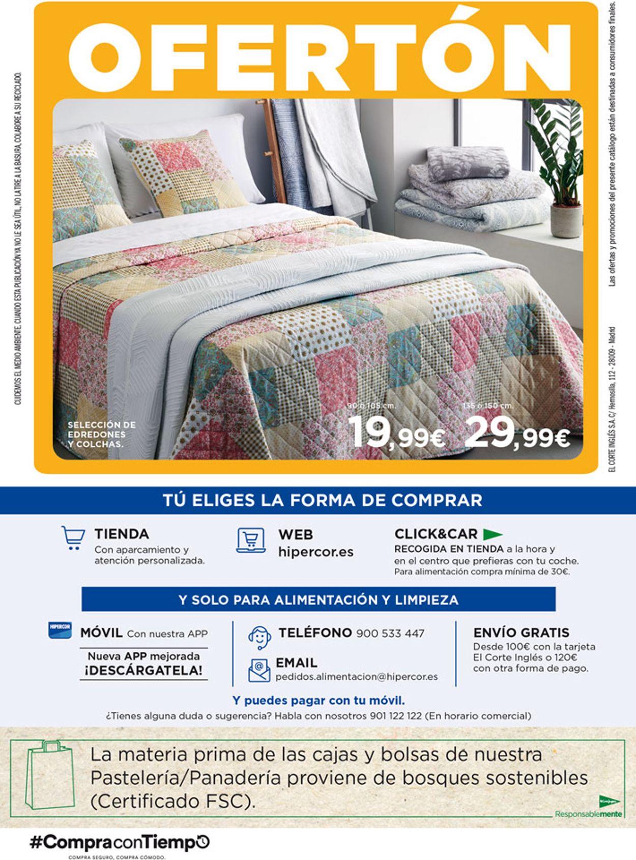 Hipercor Folleto - 08.04-21.04.2021 (Página 54)