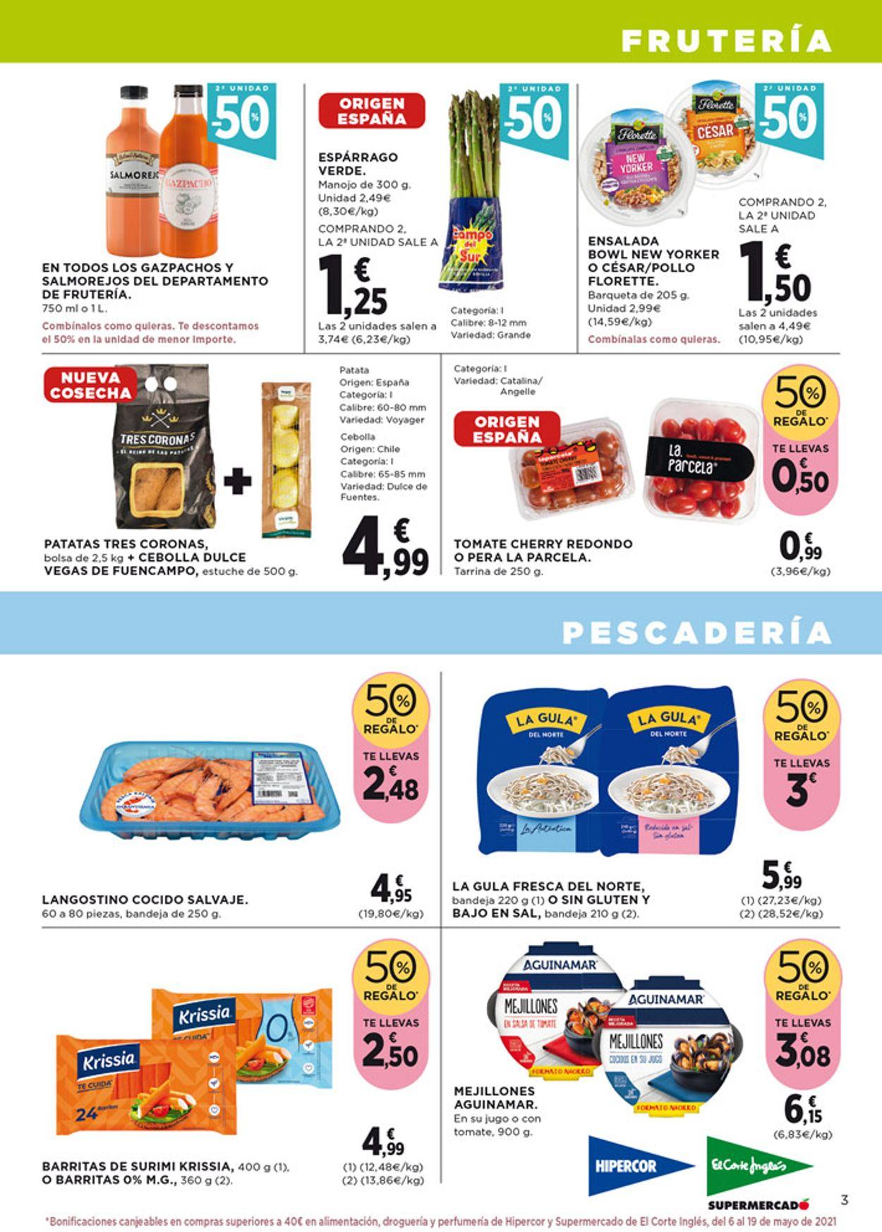 Hipercor Folleto - 22.04-05.05.2021 (Página 3)