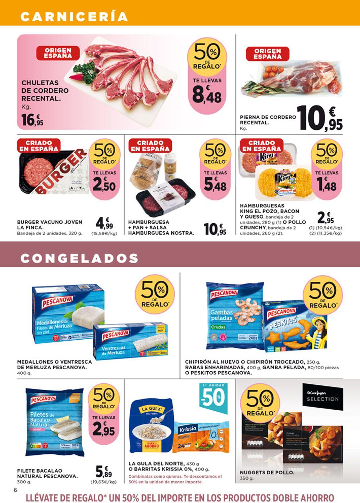 Hipercor Folleto - 22.04-05.05.2021 (Página 6)