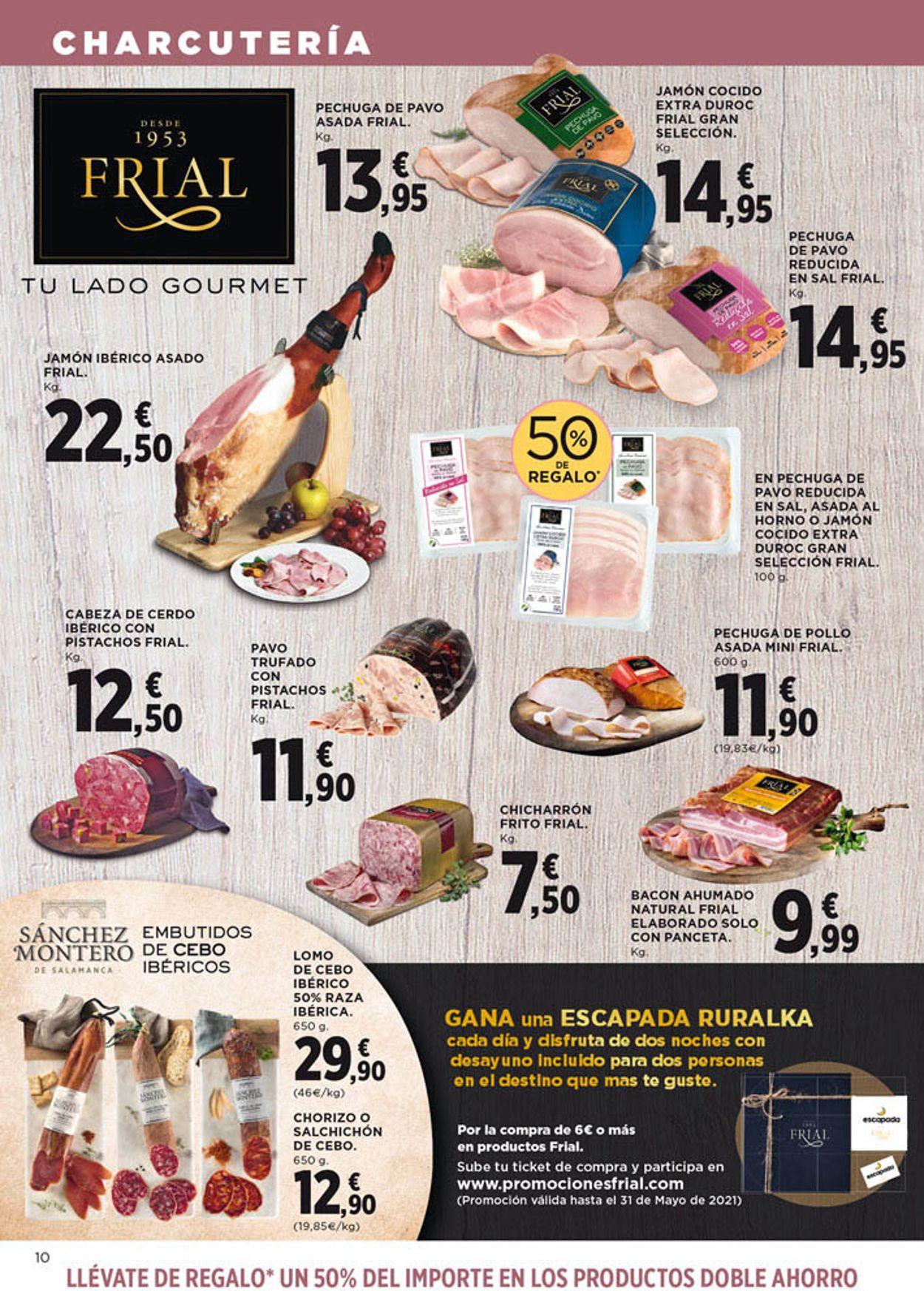 Hipercor Folleto - 22.04-05.05.2021 (Página 10)