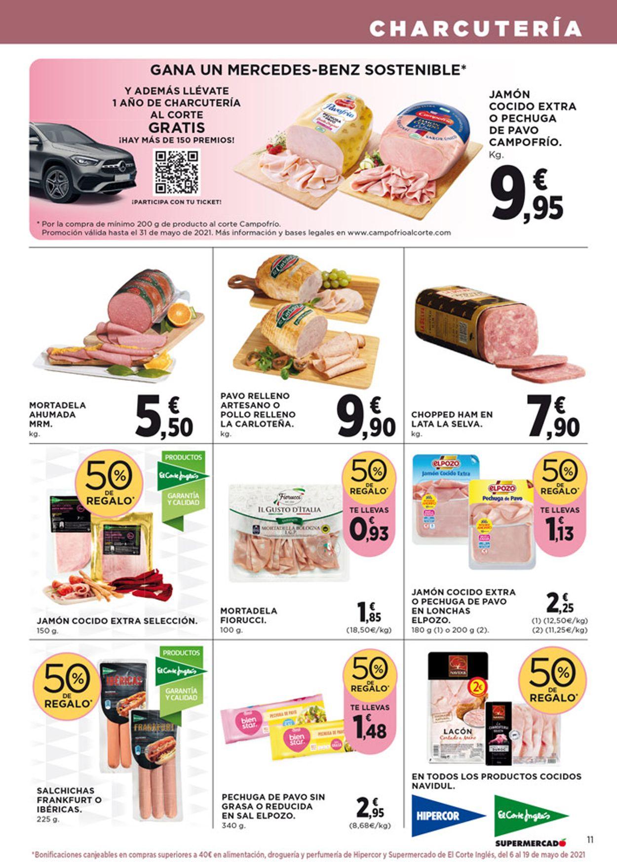 Hipercor Folleto - 22.04-05.05.2021 (Página 11)
