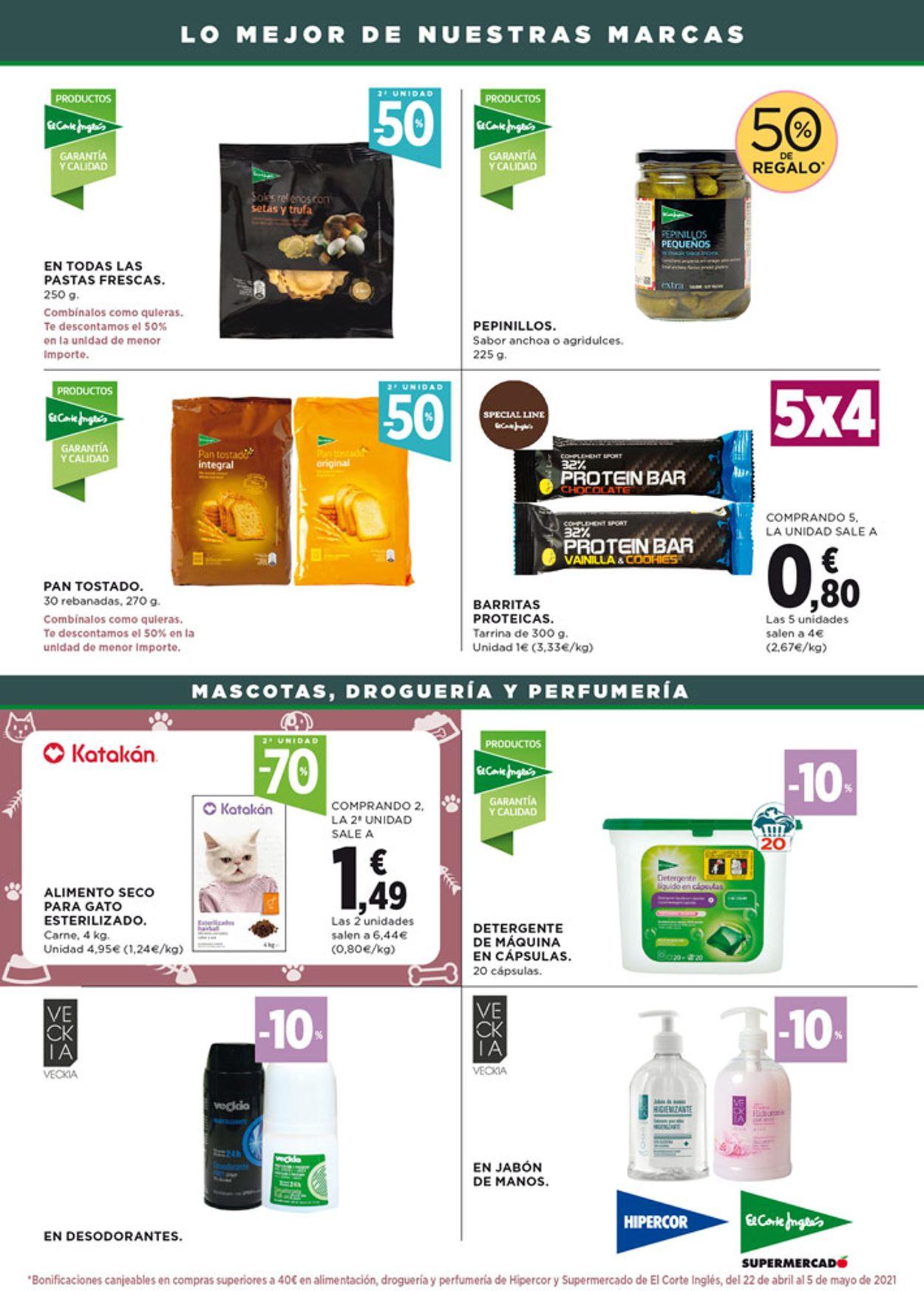 Hipercor Folleto - 22.04-05.05.2021 (Página 35)