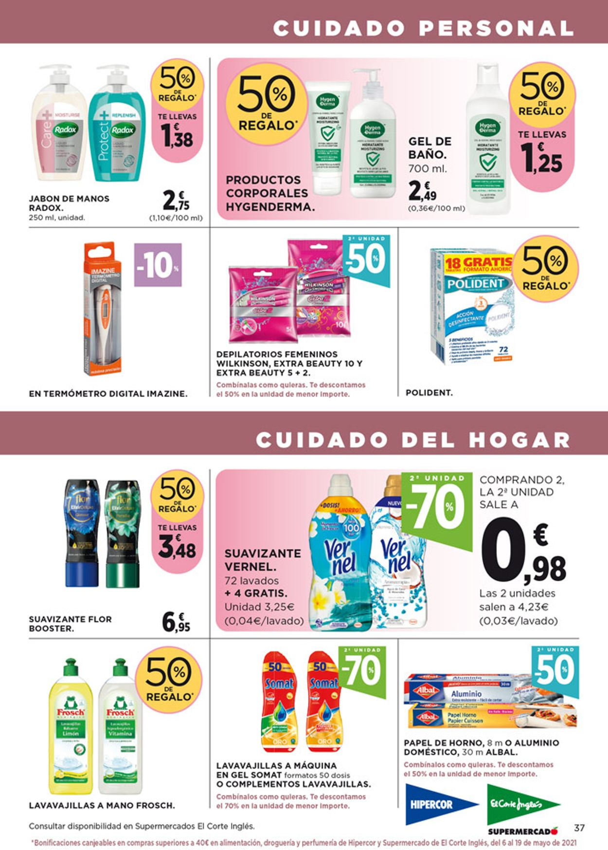 Hipercor Folleto - 22.04-05.05.2021 (Página 43)