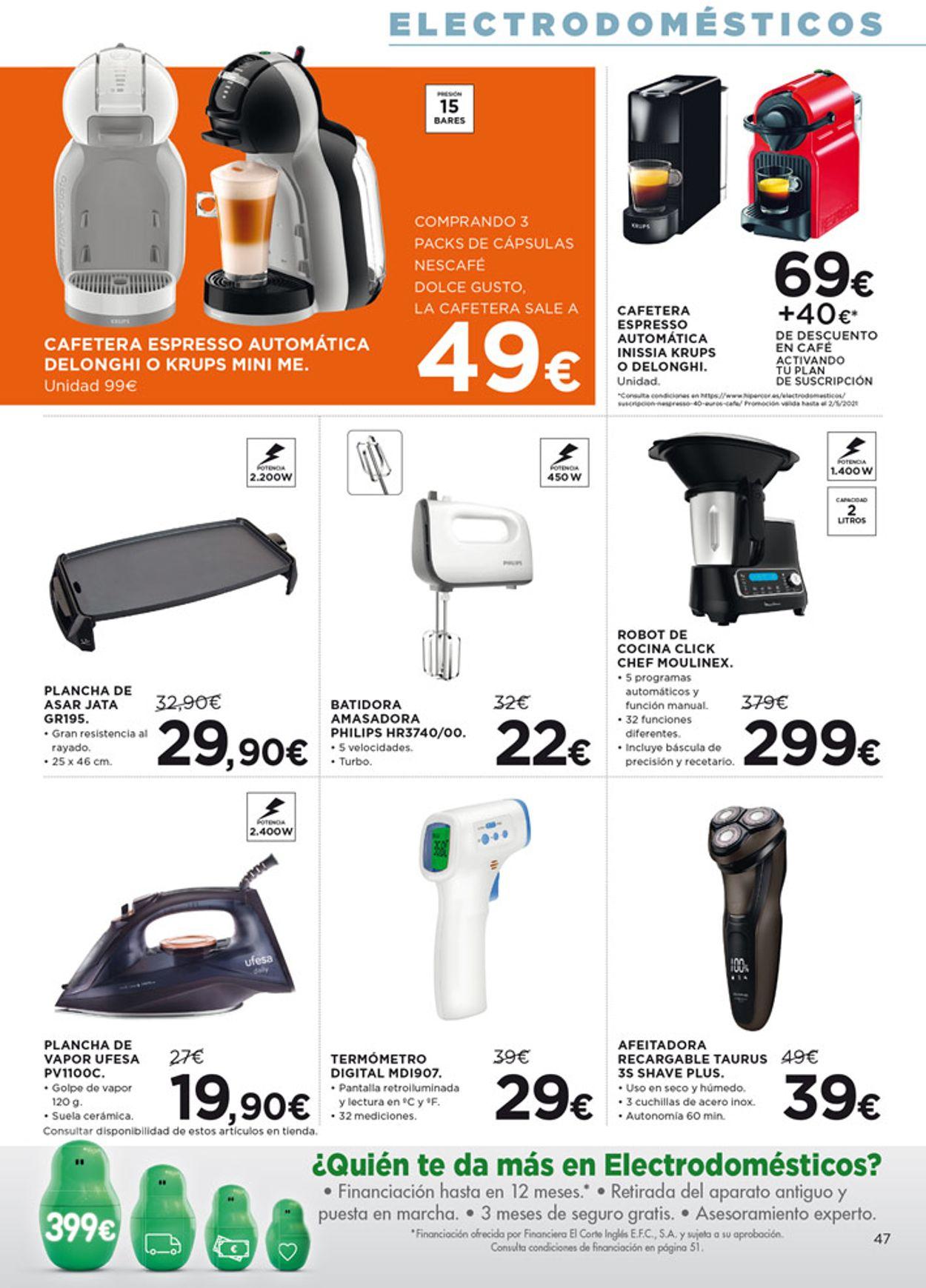 Hipercor Folleto - 22.04-05.05.2021 (Página 53)