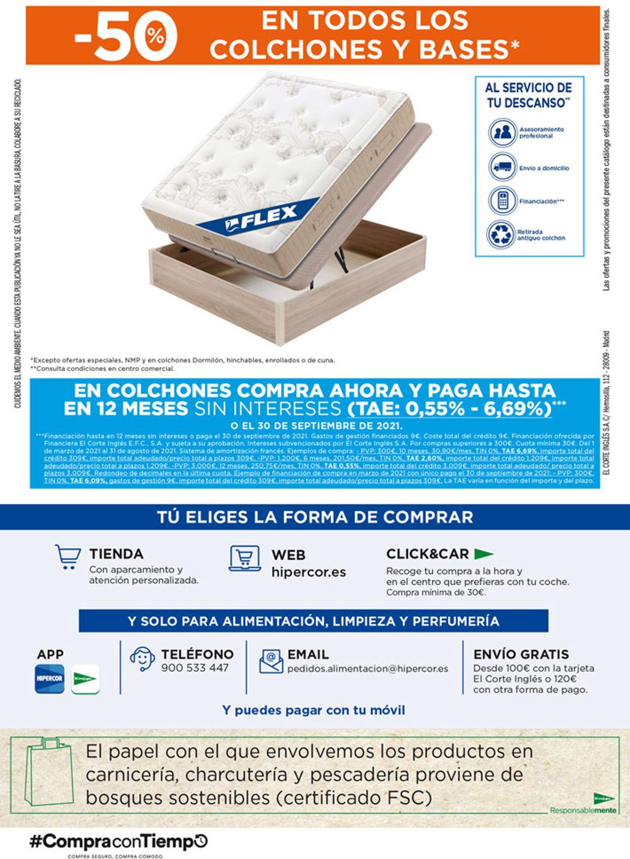 Hipercor Folleto - 22.04-05.05.2021 (Página 70)