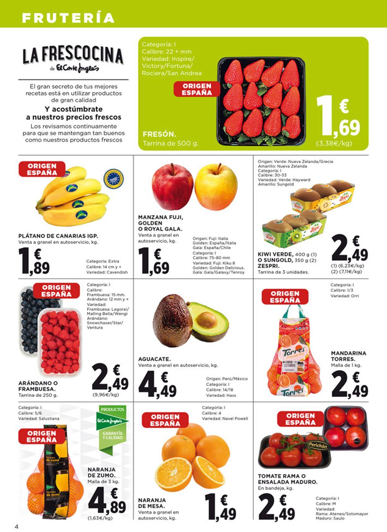 Hipercor Folleto - 06.05-19.05.2021 (Página 4)