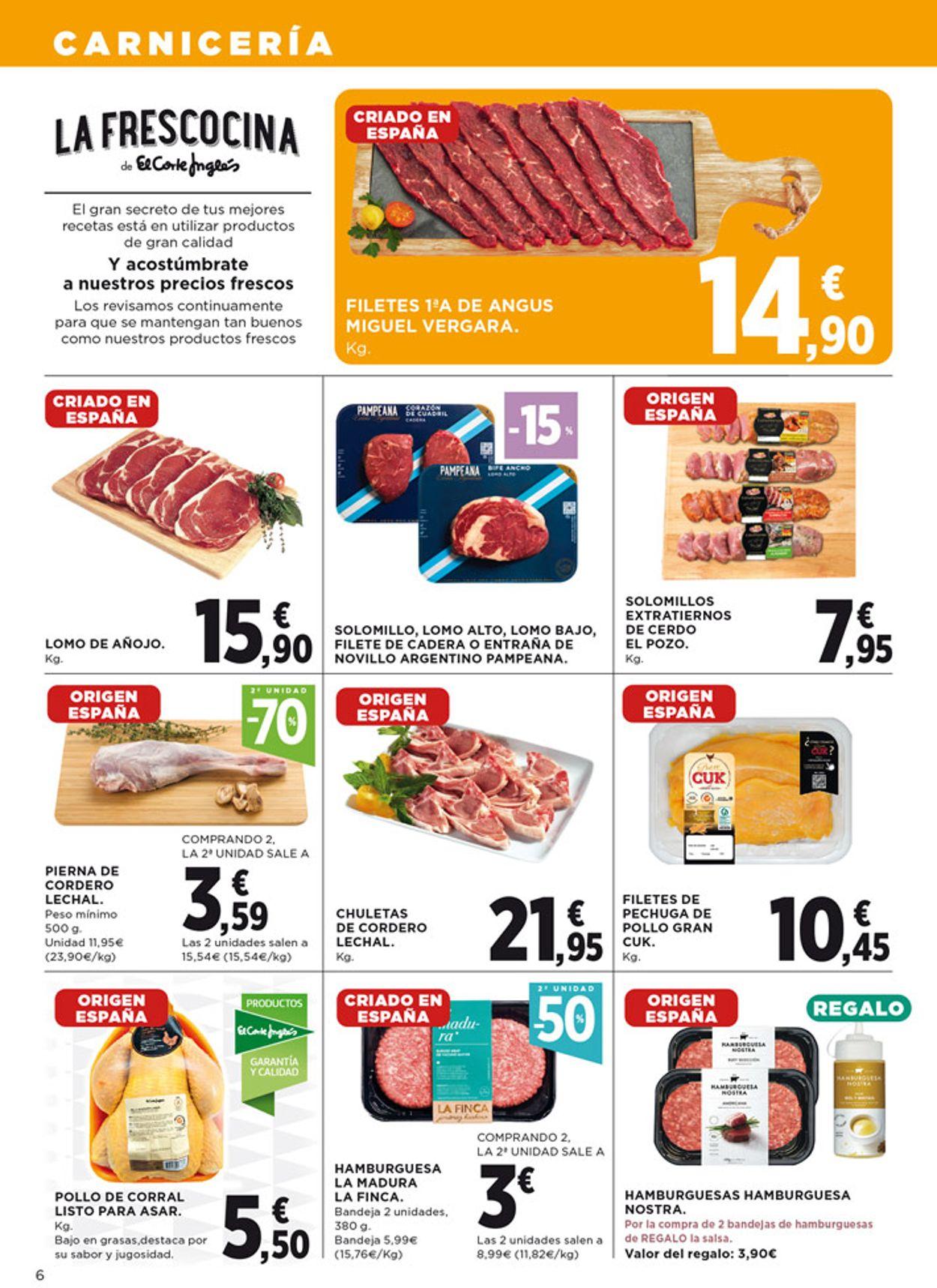 Hipercor Folleto - 06.05-19.05.2021 (Página 6)