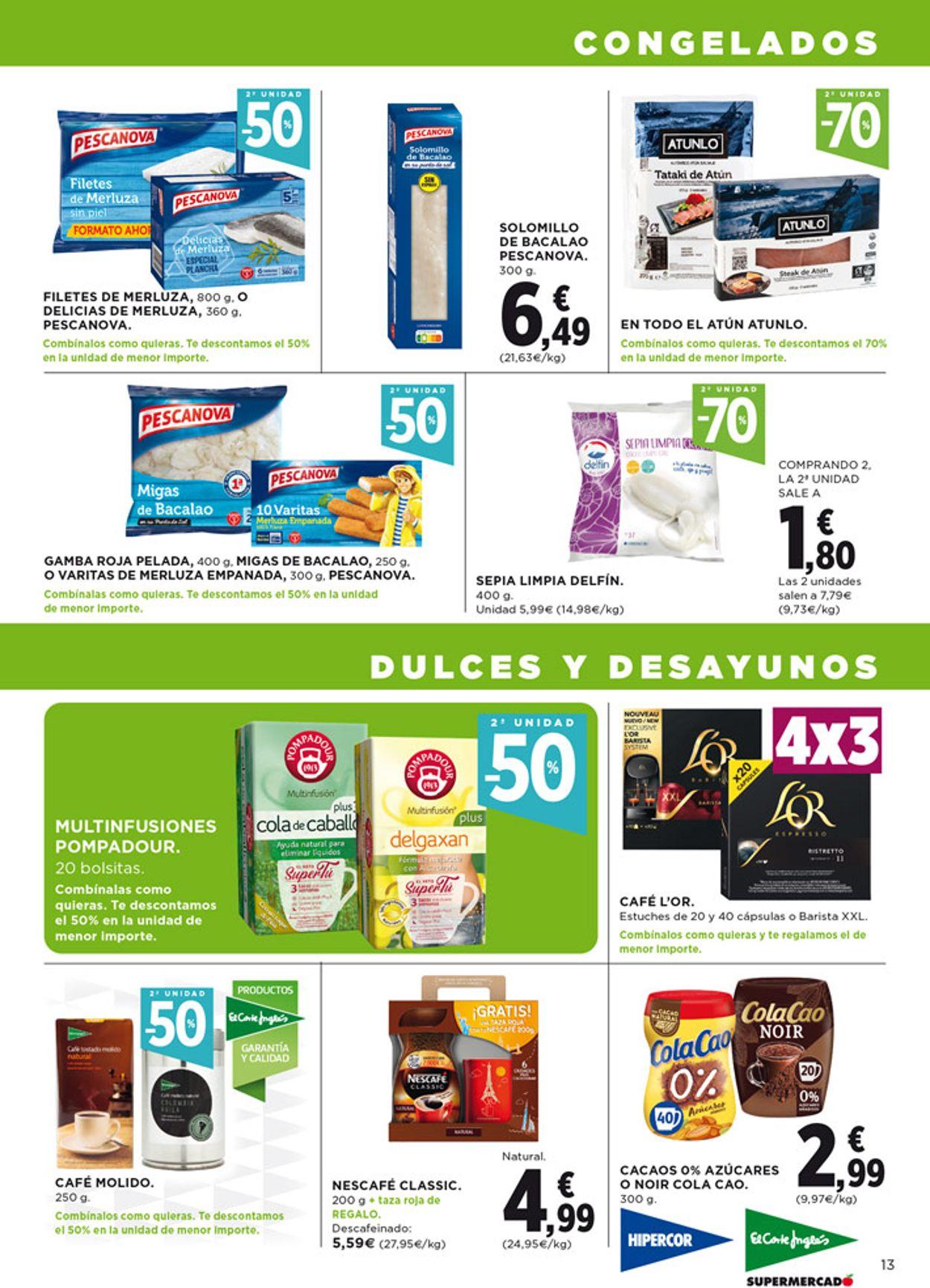 Hipercor Folleto - 06.05-19.05.2021 (Página 13)