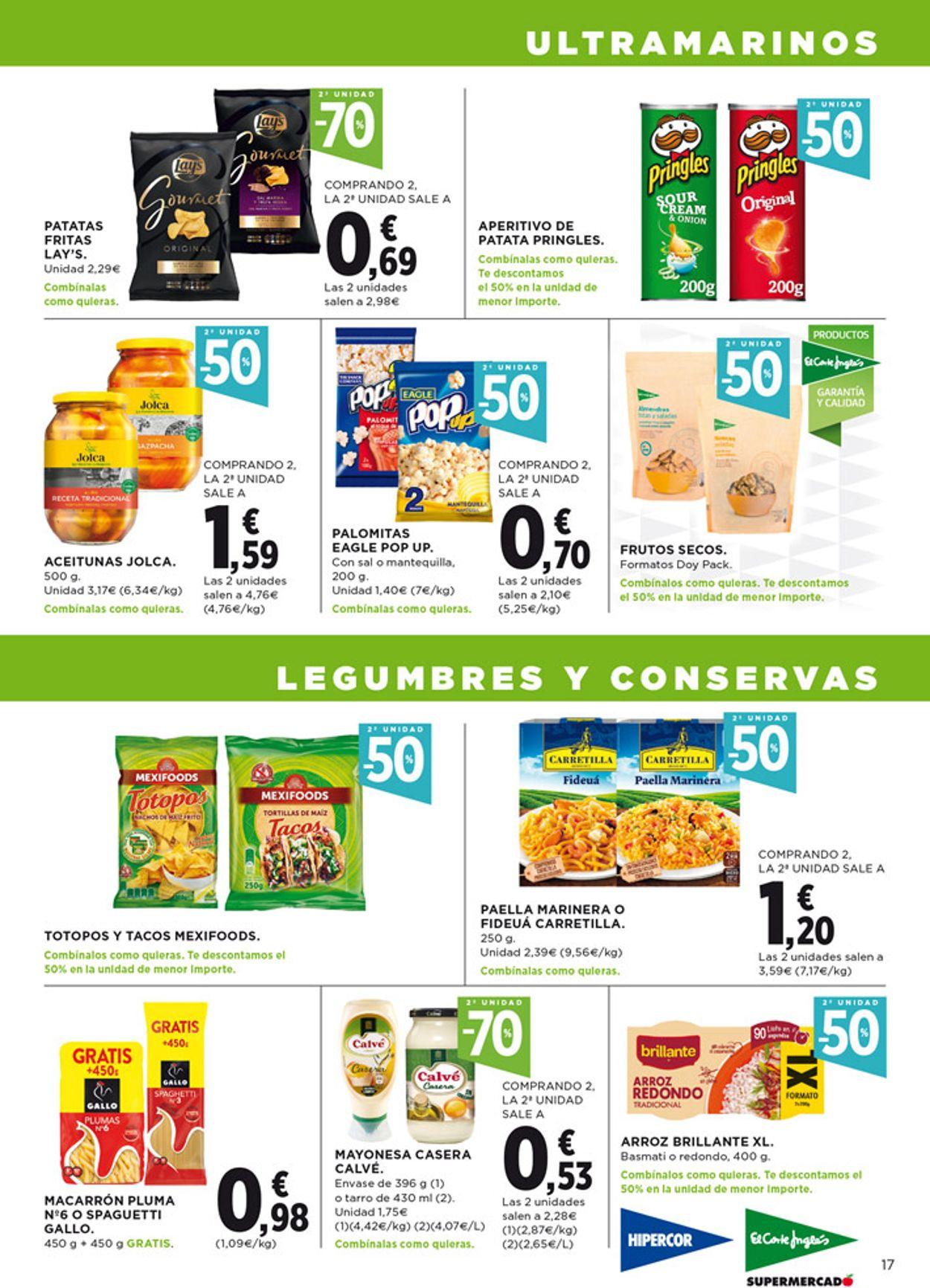 Hipercor Folleto - 06.05-19.05.2021 (Página 17)