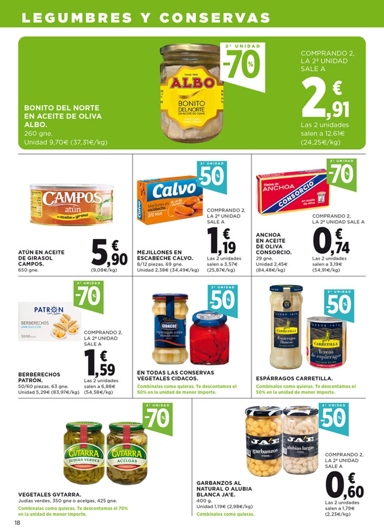 Hipercor Folleto - 06.05-19.05.2021 (Página 18)