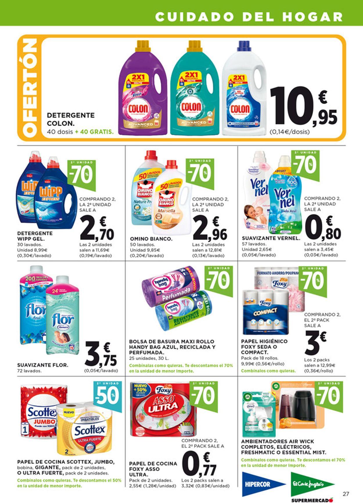 Hipercor Folleto - 06.05-19.05.2021 (Página 33)