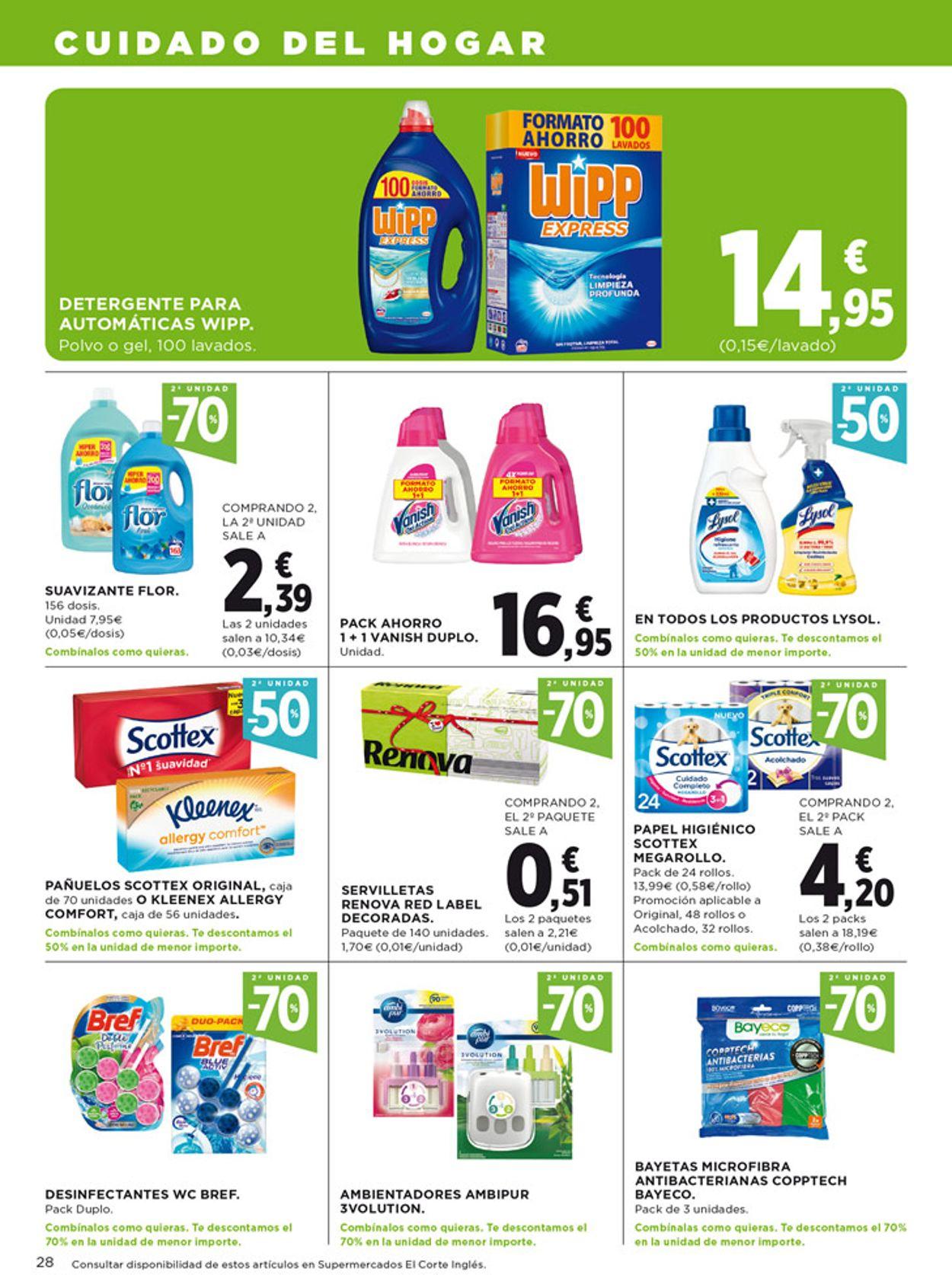Hipercor Folleto - 06.05-19.05.2021 (Página 34)