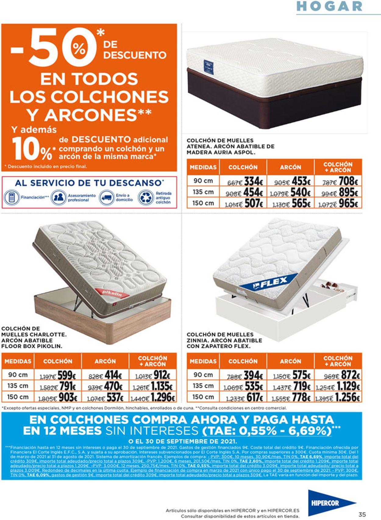Hipercor Folleto - 06.05-19.05.2021 (Página 41)