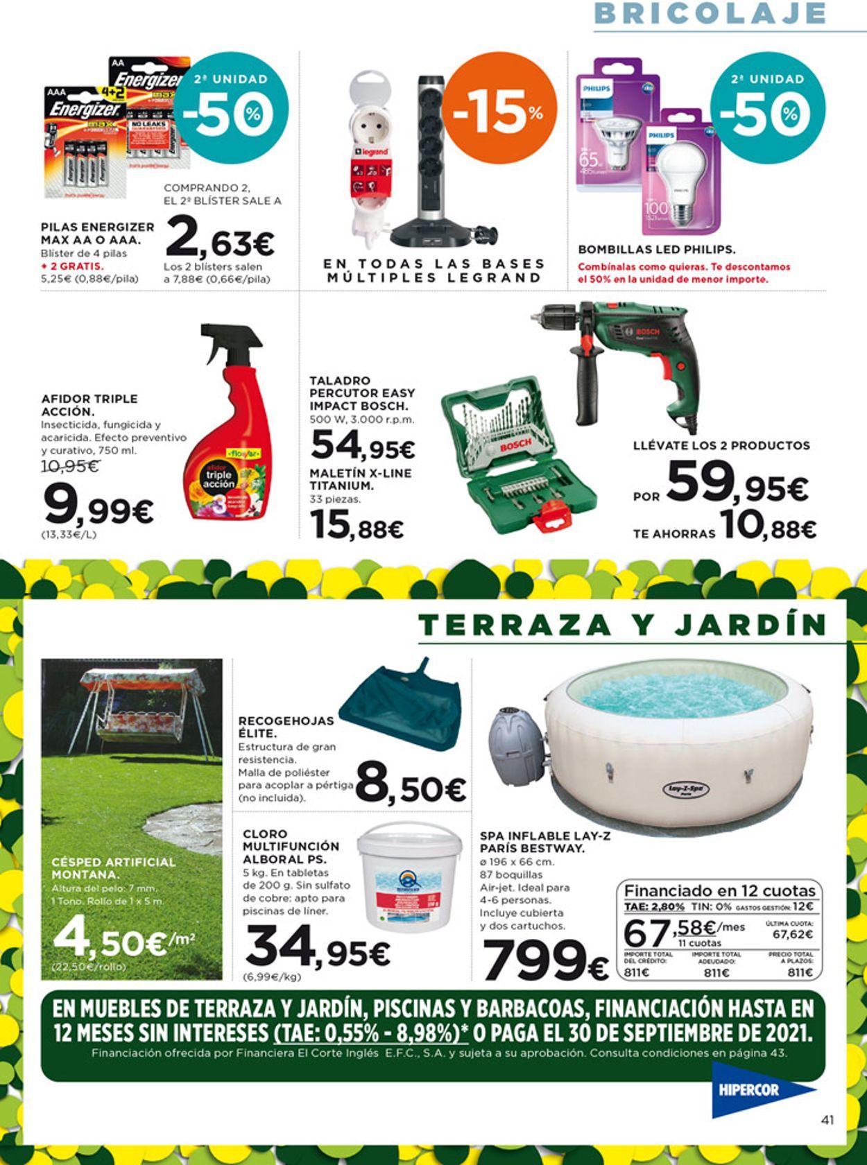 Hipercor Folleto - 06.05-19.05.2021 (Página 47)