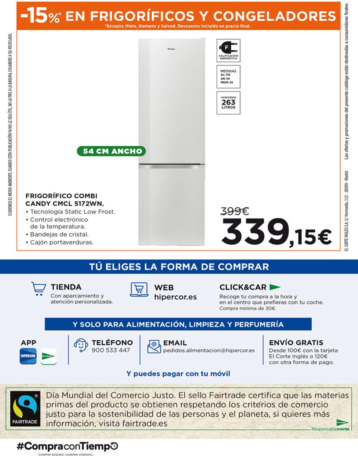 Hipercor Folleto - 06.05-19.05.2021 (Página 54)