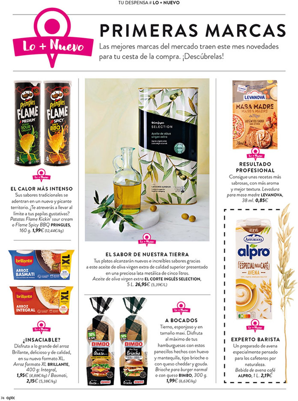 Hipercor Folleto - 20.05-02.06.2021 (Página 74)