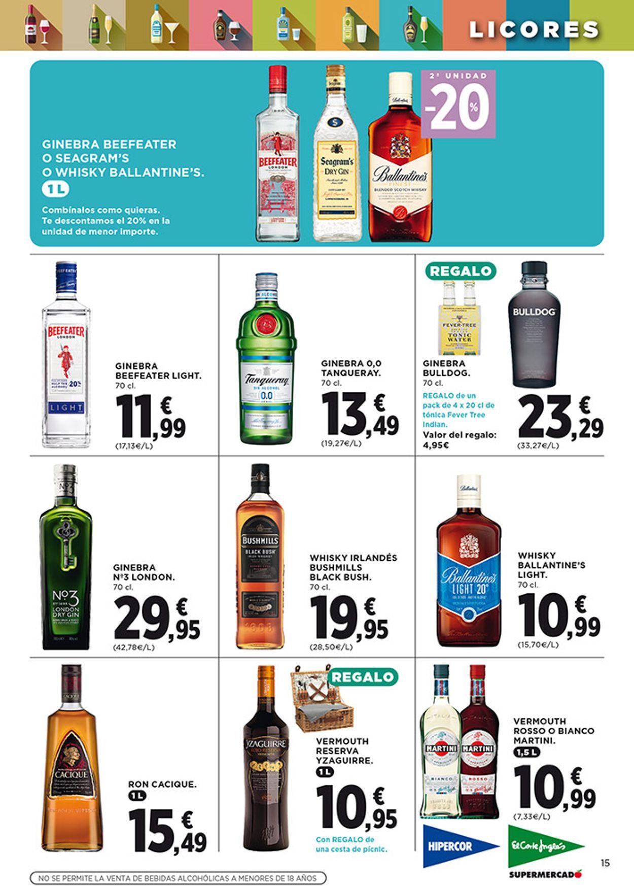 Hipercor Folleto - 20.05-02.06.2021 (Página 19)