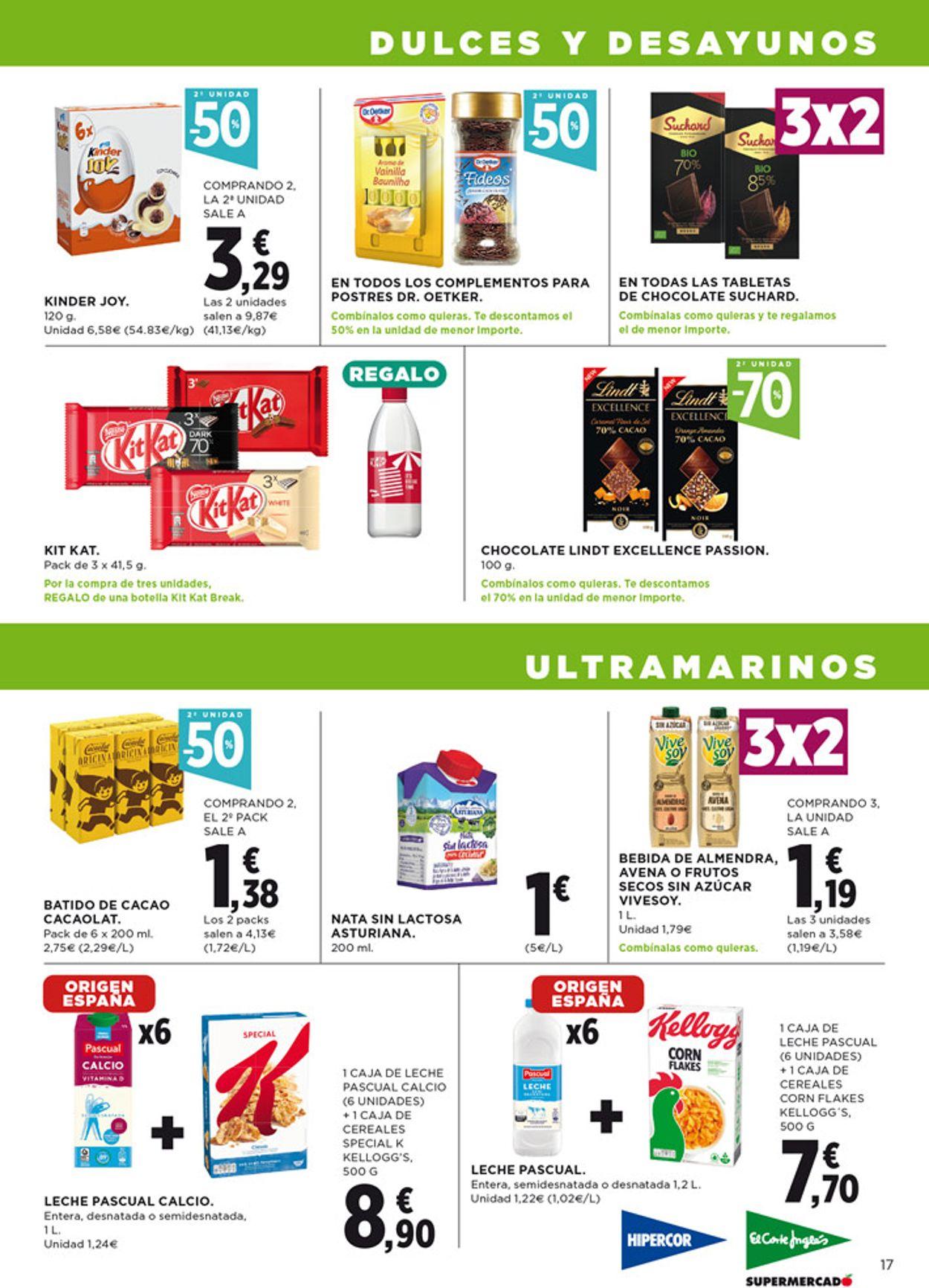 Hipercor Folleto - 03.06-16.06.2021 (Página 19)