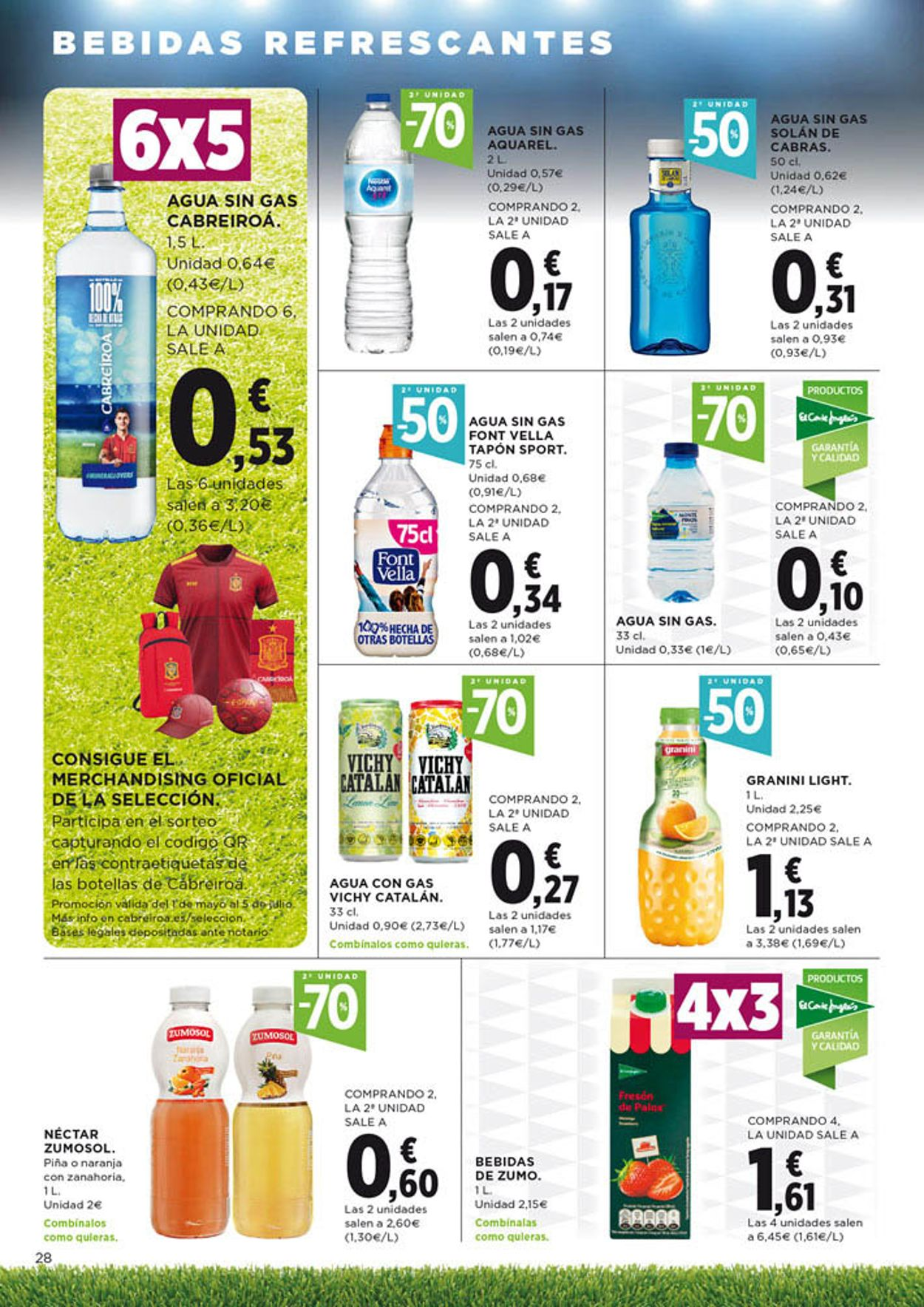 Hipercor Folleto - 03.06-16.06.2021 (Página 30)