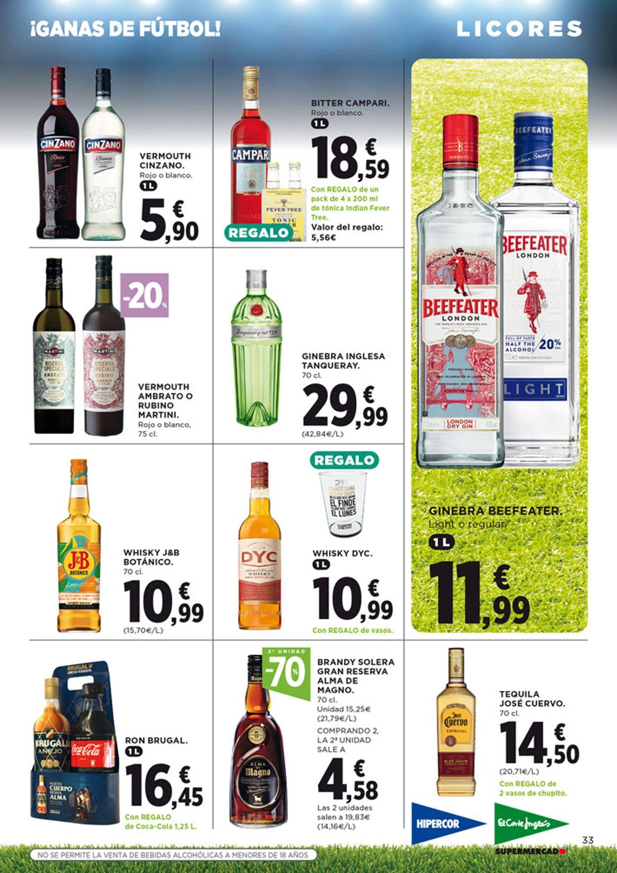 Hipercor Folleto - 03.06-16.06.2021 (Página 35)