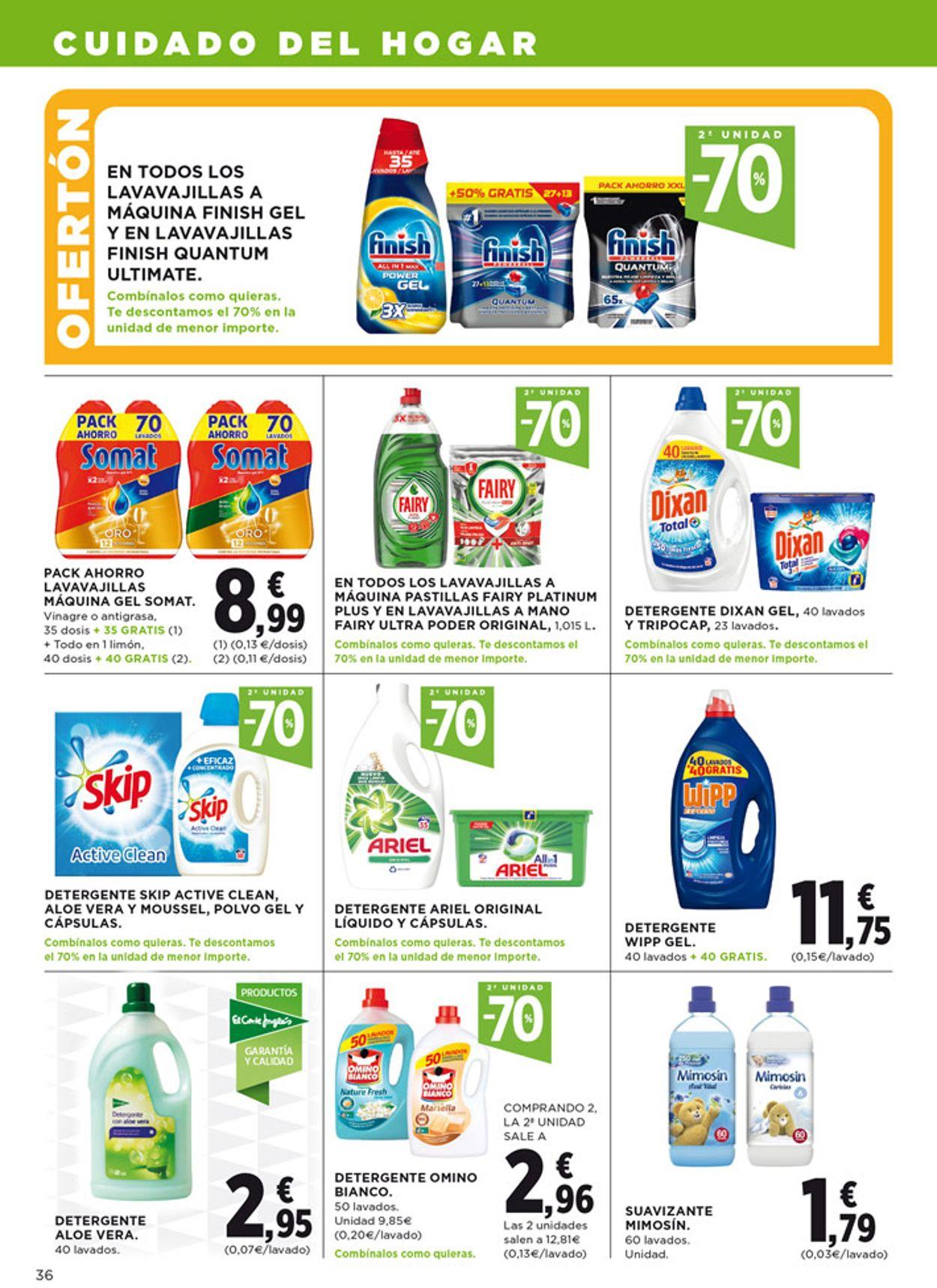 Hipercor Folleto - 03.06-16.06.2021 (Página 38)