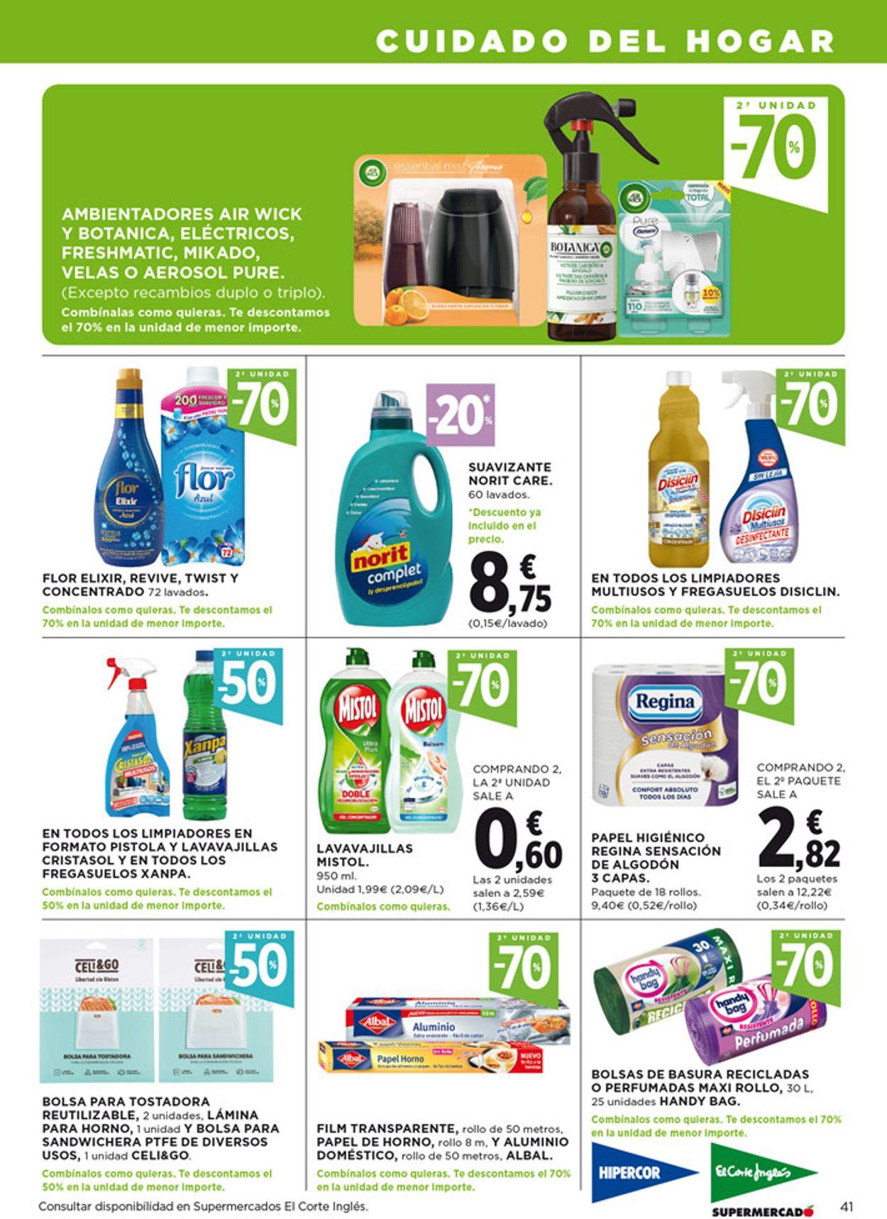 Hipercor Folleto - 03.06-16.06.2021 (Página 48)