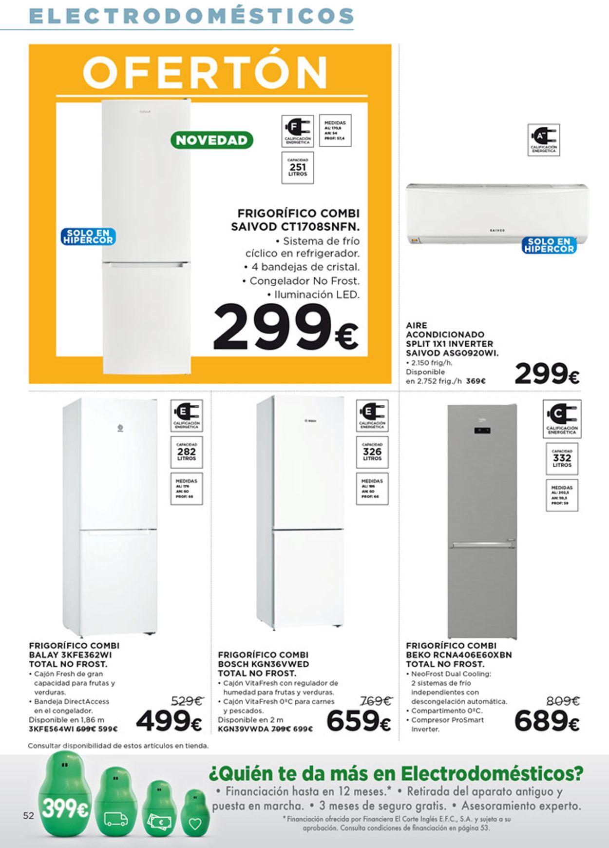 Hipercor Folleto - 03.06-16.06.2021 (Página 59)
