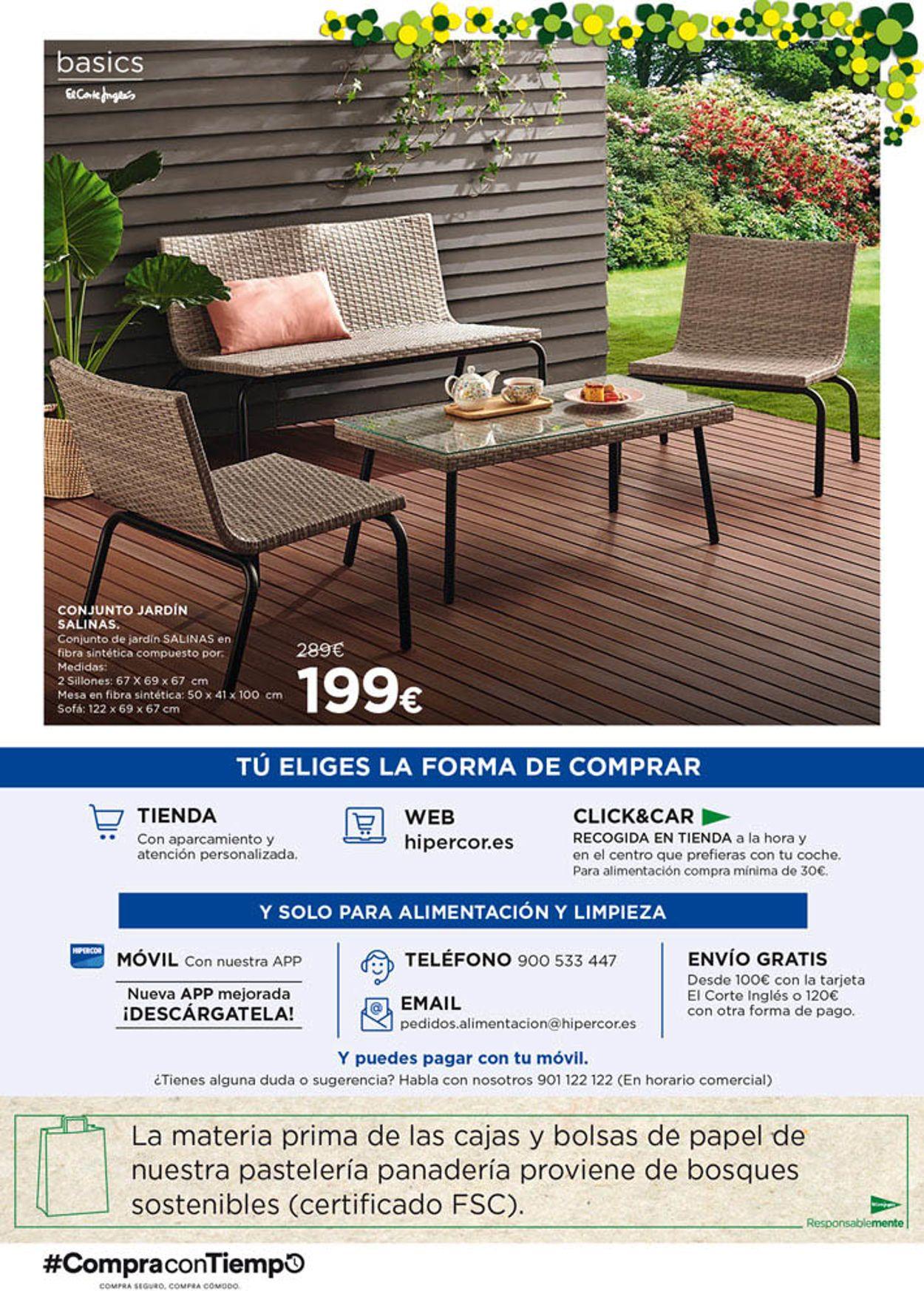 Hipercor Folleto - 03.06-16.06.2021 (Página 71)