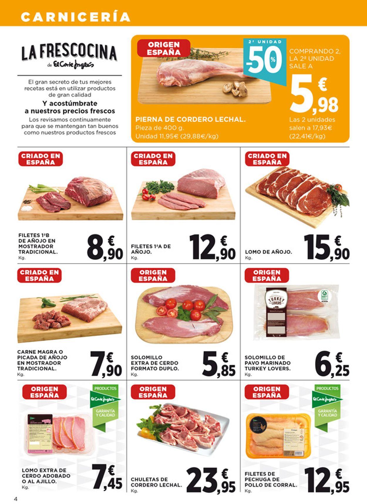 Hipercor Folleto - 17.06-30.06.2021 (Página 4)