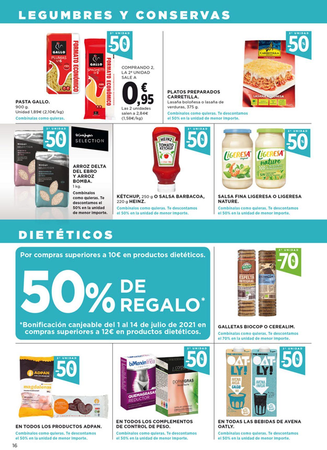 Hipercor Folleto - 17.06-30.06.2021 (Página 18)