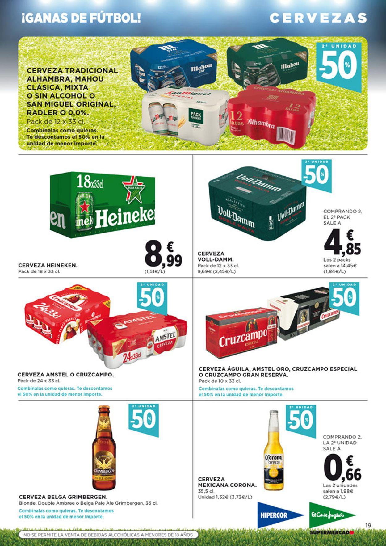 Hipercor Folleto - 17.06-30.06.2021 (Página 21)