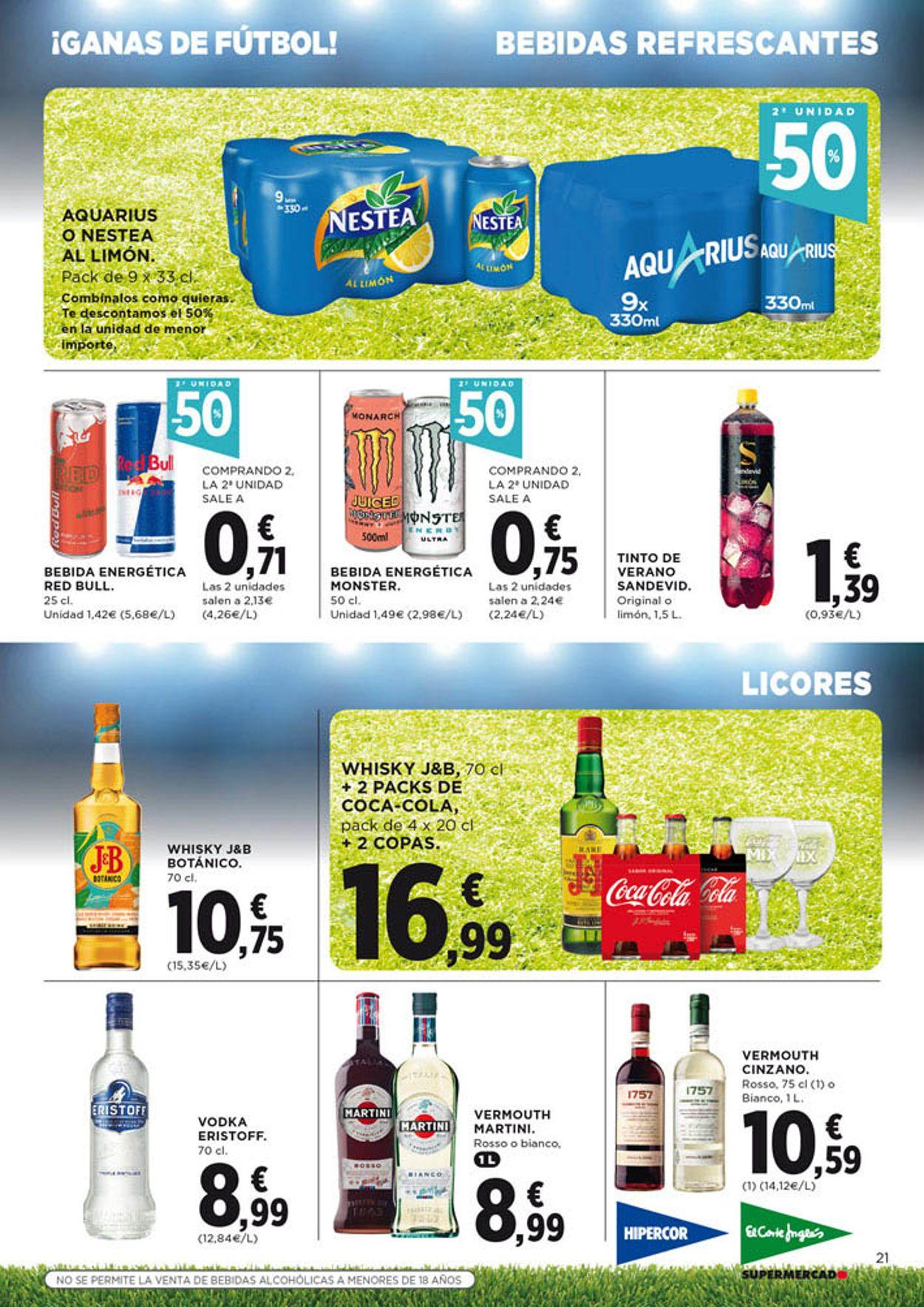 Hipercor Folleto - 17.06-30.06.2021 (Página 23)
