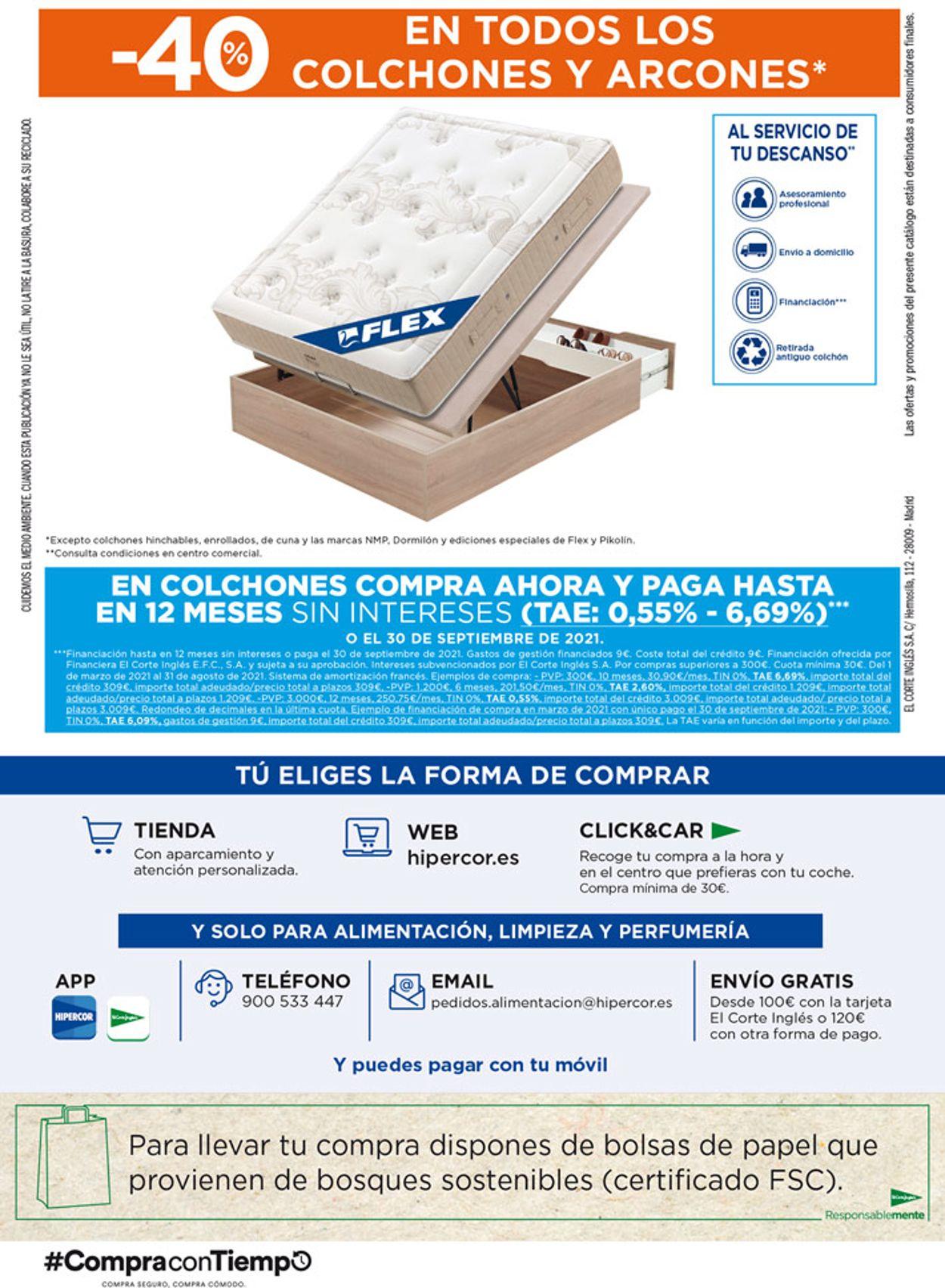 Hipercor Folleto - 17.06-30.06.2021 (Página 58)