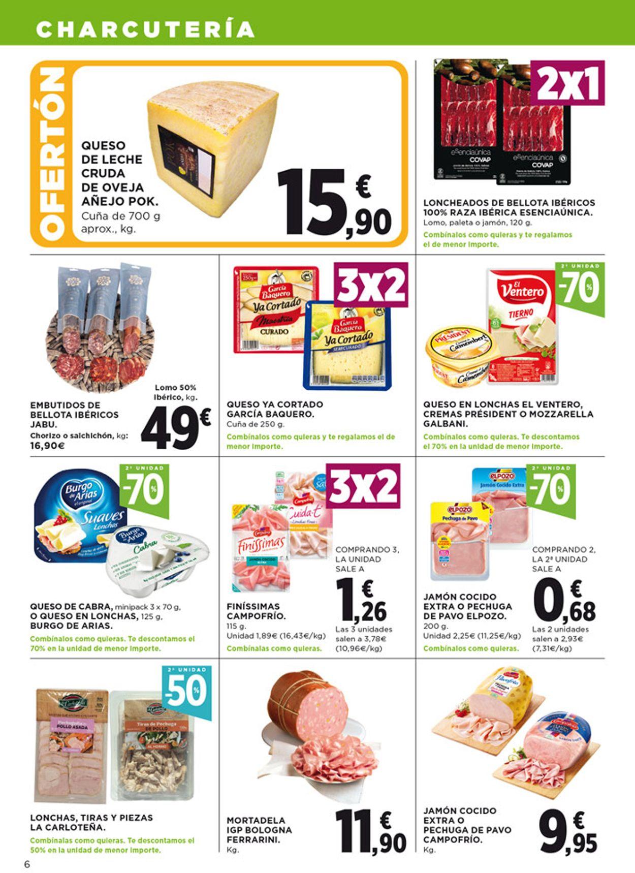 Hipercor Folleto - 01.07-14.07.2021 (Página 6)