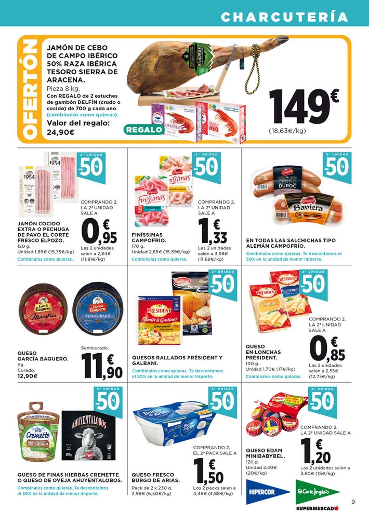 Hipercor Folleto - 15.07-28.07.2021 (Página 9)