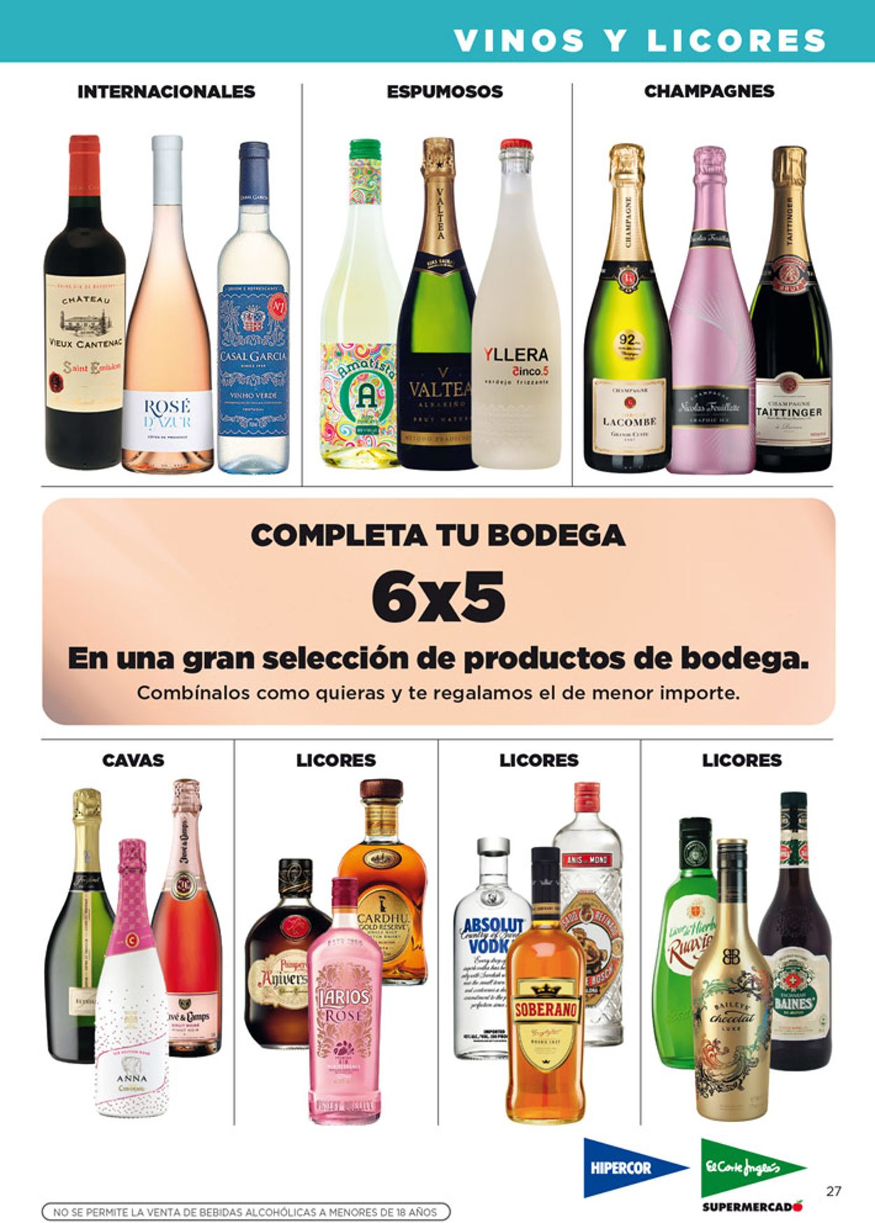 Hipercor Folleto - 15.07-28.07.2021 (Página 29)