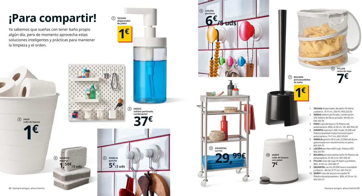IKEA Folleto - 01.09-31.07.2020 (Página 45)