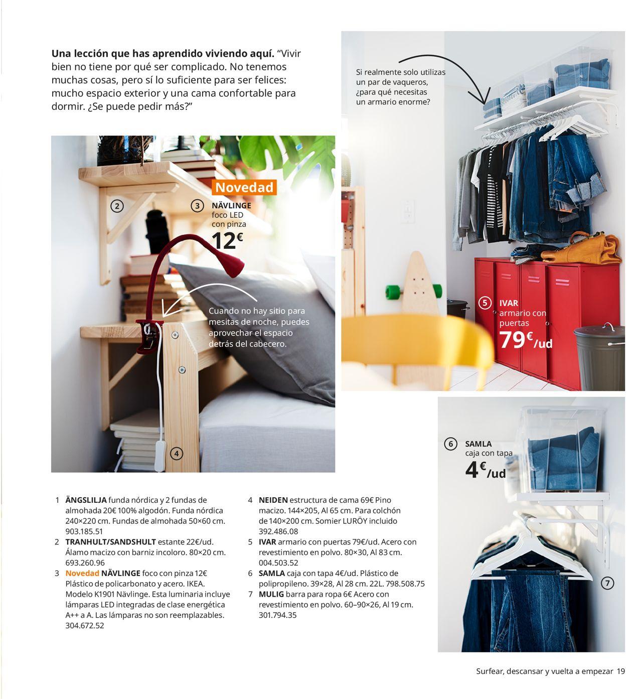 IKEA Folleto - 11.08-31.08.2021 (Página 19)