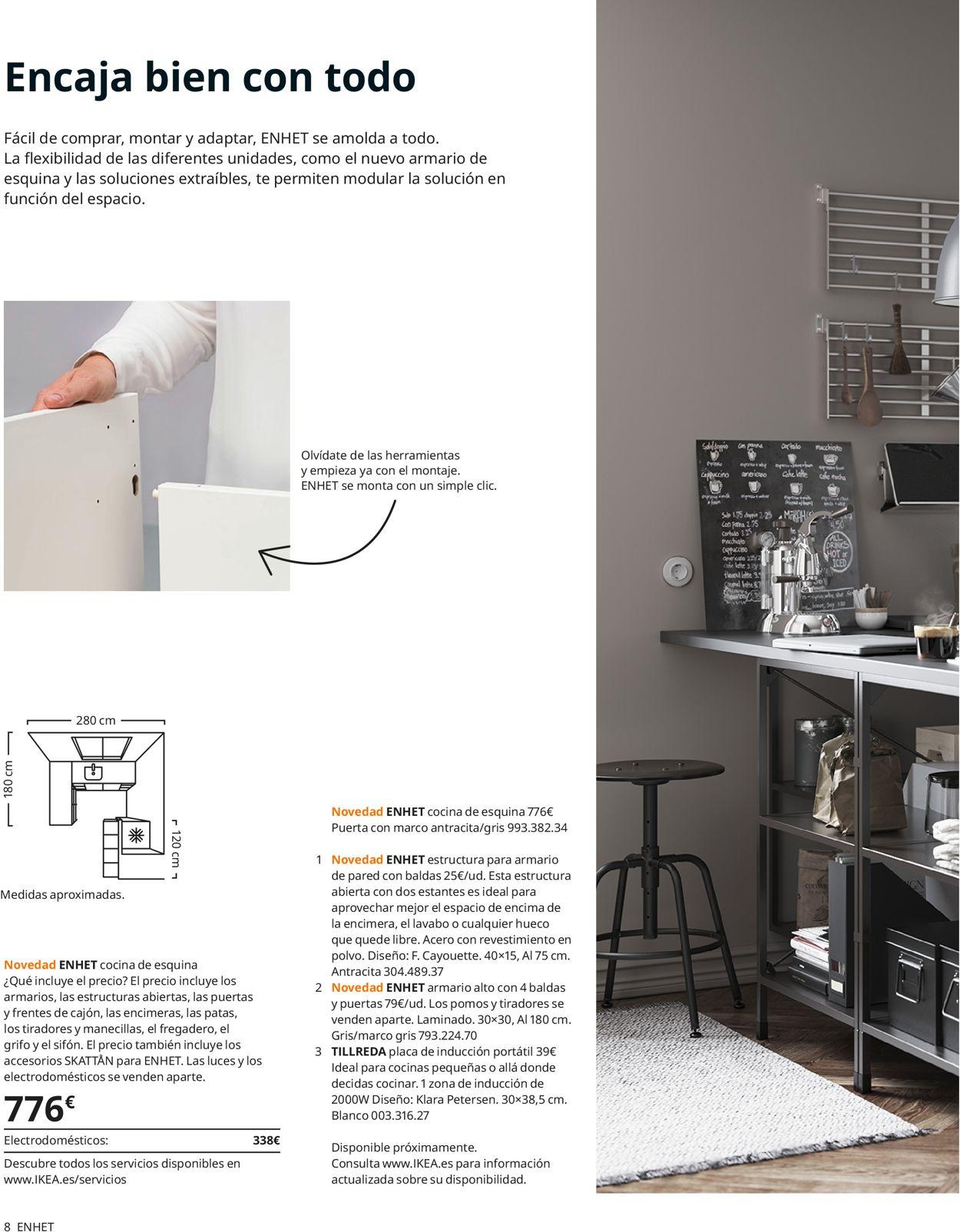 IKEA Folleto - 01.09-31.07.2021 (Página 8)