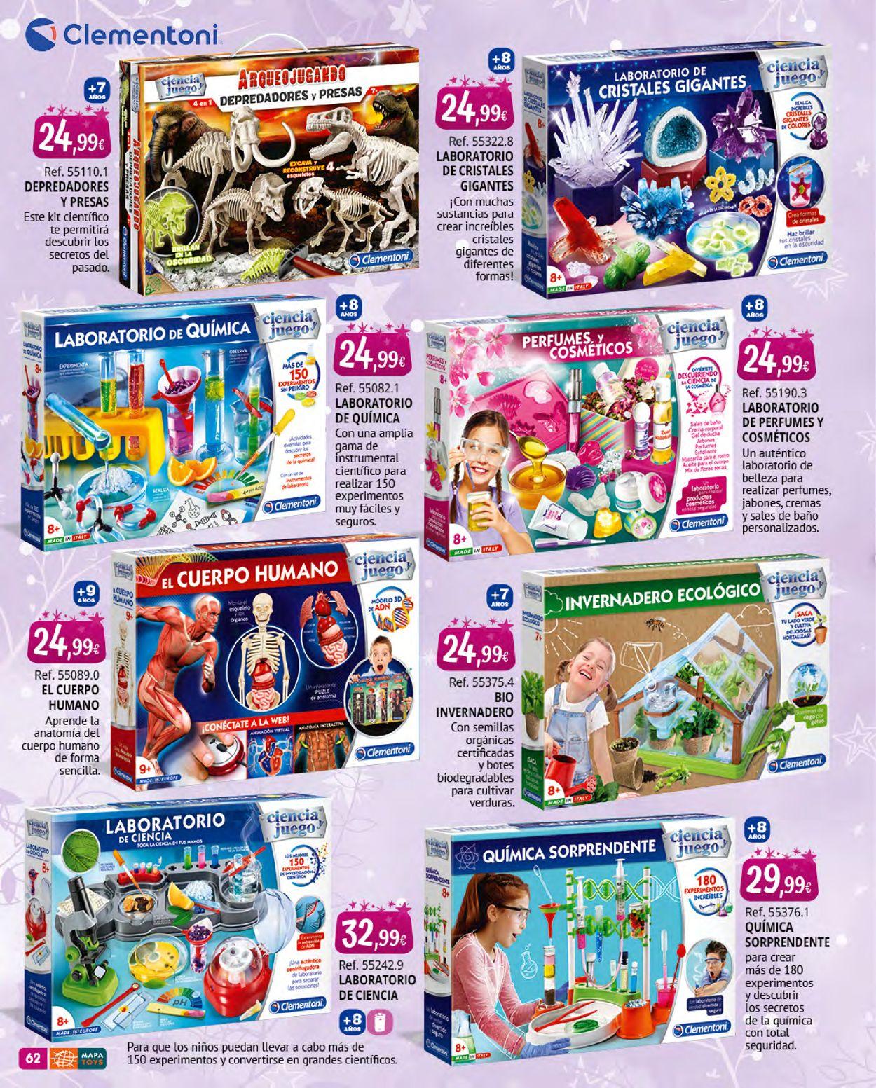 Juguetilandia - Navidad Folleto - 17.11-31.12.2020 (Página 62)