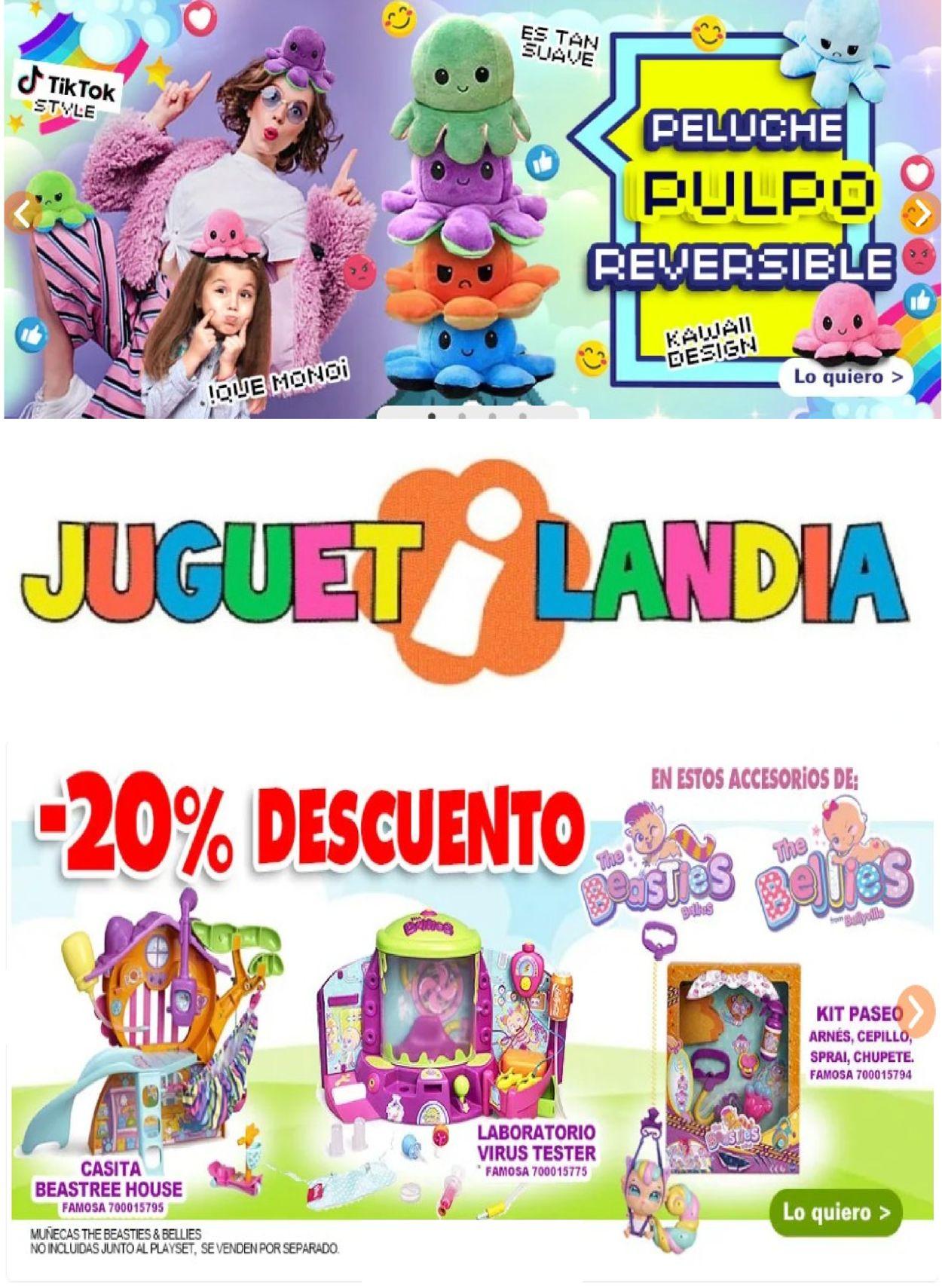 Juguetilandia Folleto - 26.01-01.02.2021