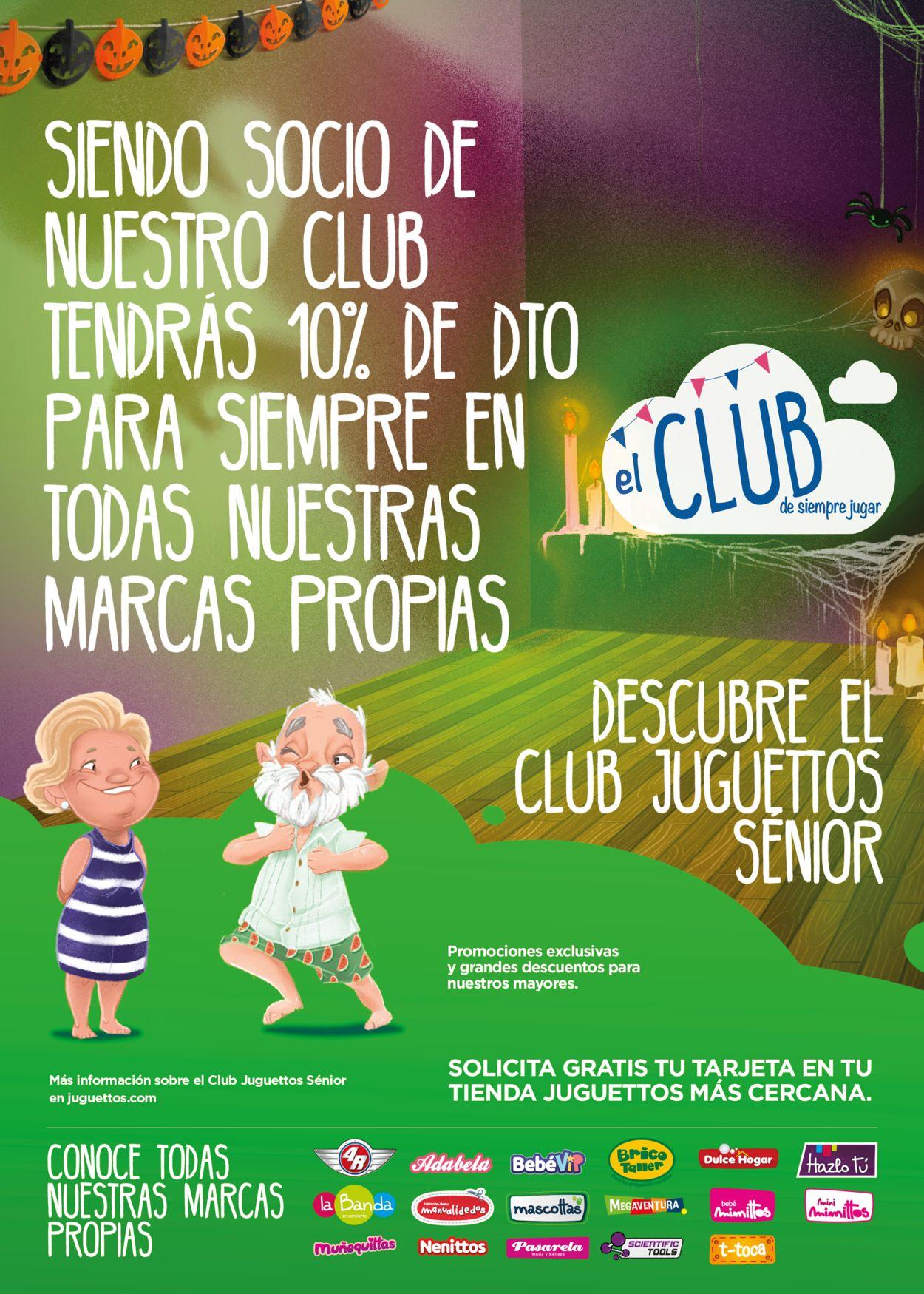 Juguettos Folleto - 01.10-31.10.2020 (Página 16)
