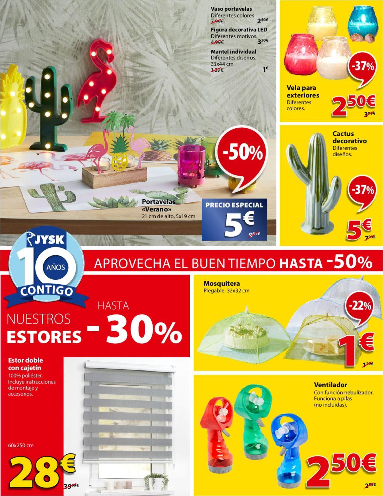 JYSK Folleto - 17.06-30.06.2019 (Página 12)