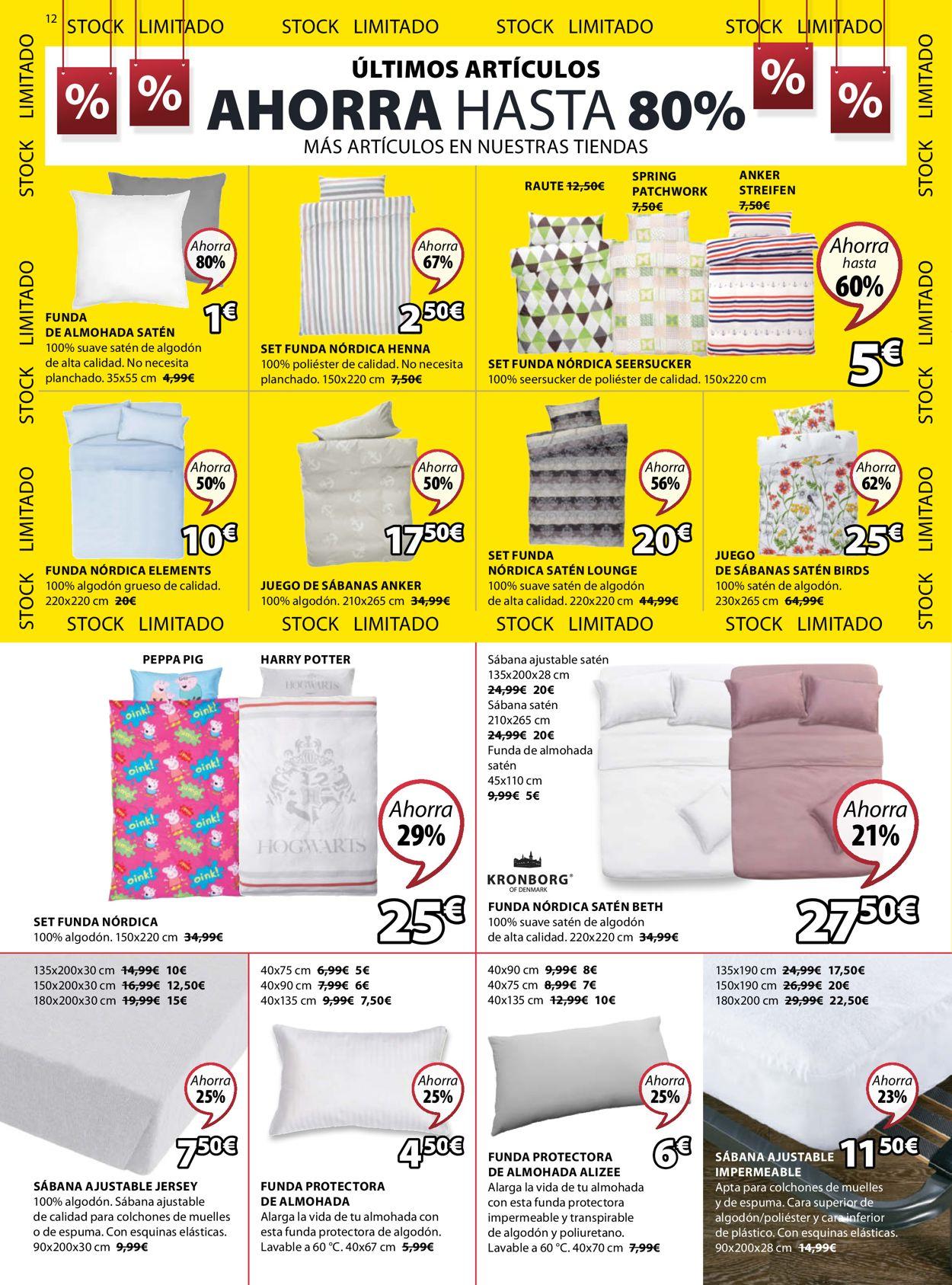 JYSK Folleto - 14.01-27.01.2021 (Página 12)