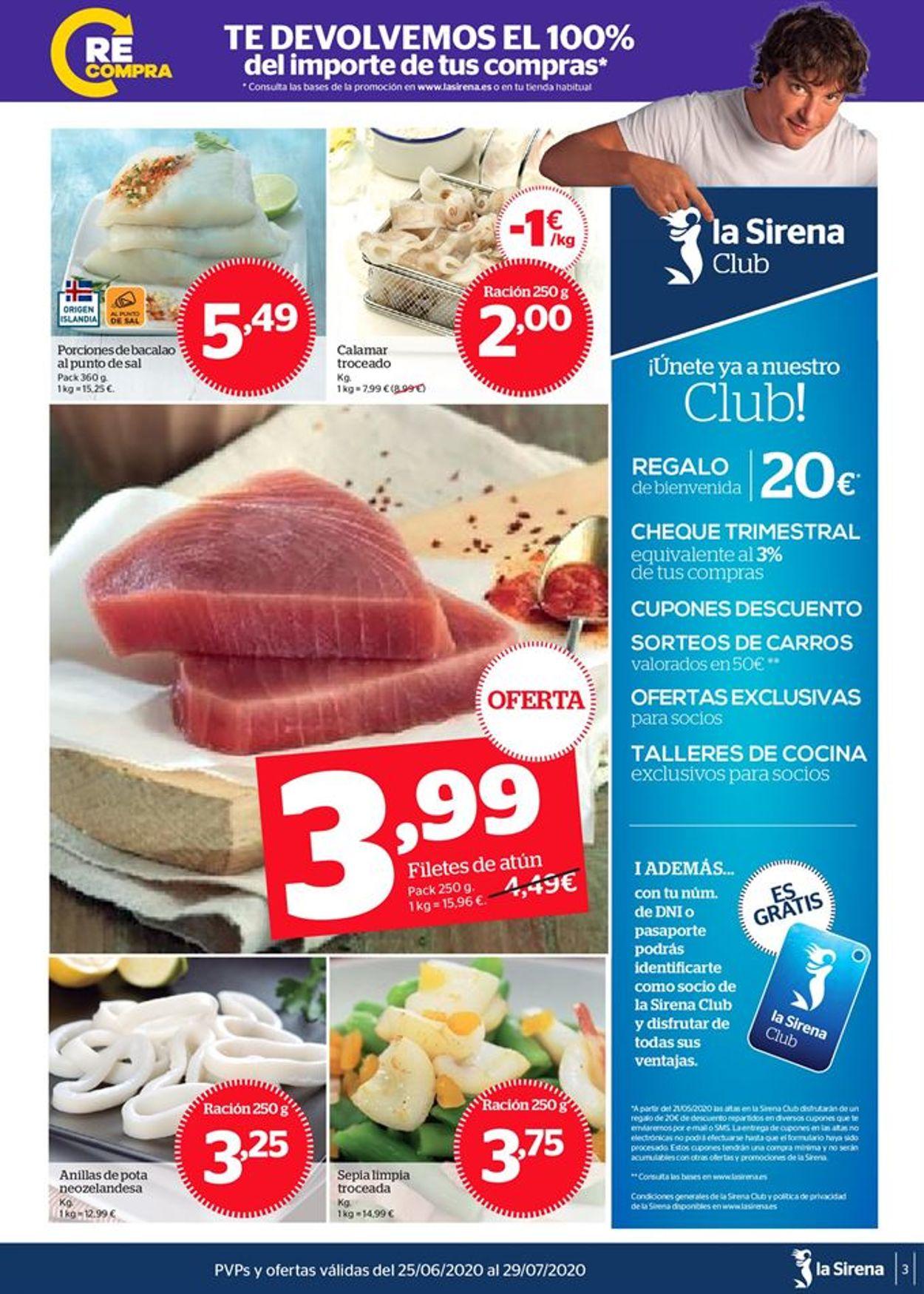 La Sirena Folleto - 25.06-29.07.2020 (Página 3)