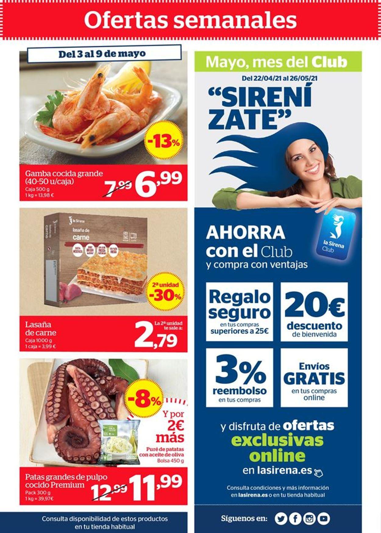 La Sirena Folleto - 22.04-26.05.2021 (Página 17)