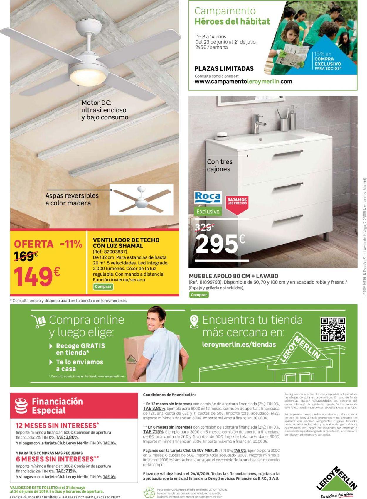 Leroy Merlin Folleto - 31.05-24.06.2019 (Página 48)