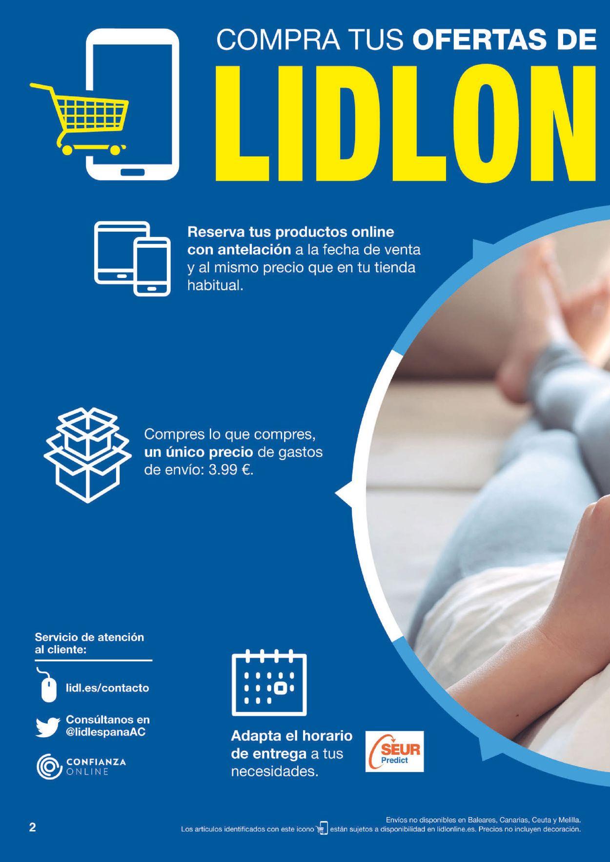 Lidl Folleto - 03.04-30.04.2019 (Página 2)